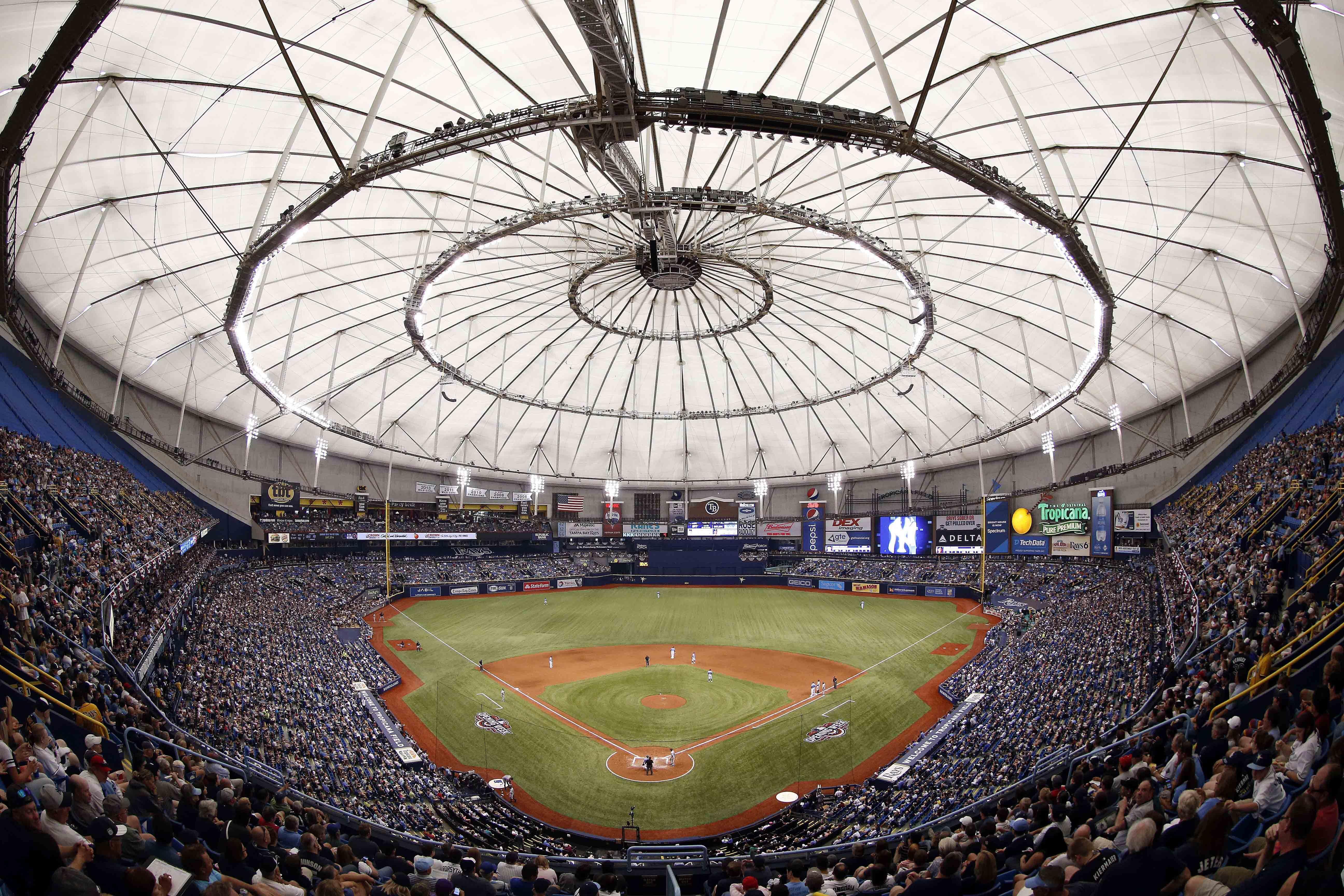 Tampa Bay Rays Progressing Toward New Stadium