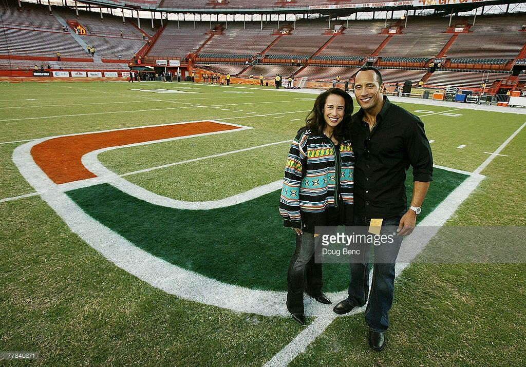 Miami football alum Dwayne Johnson one of Time's 100 most influential people