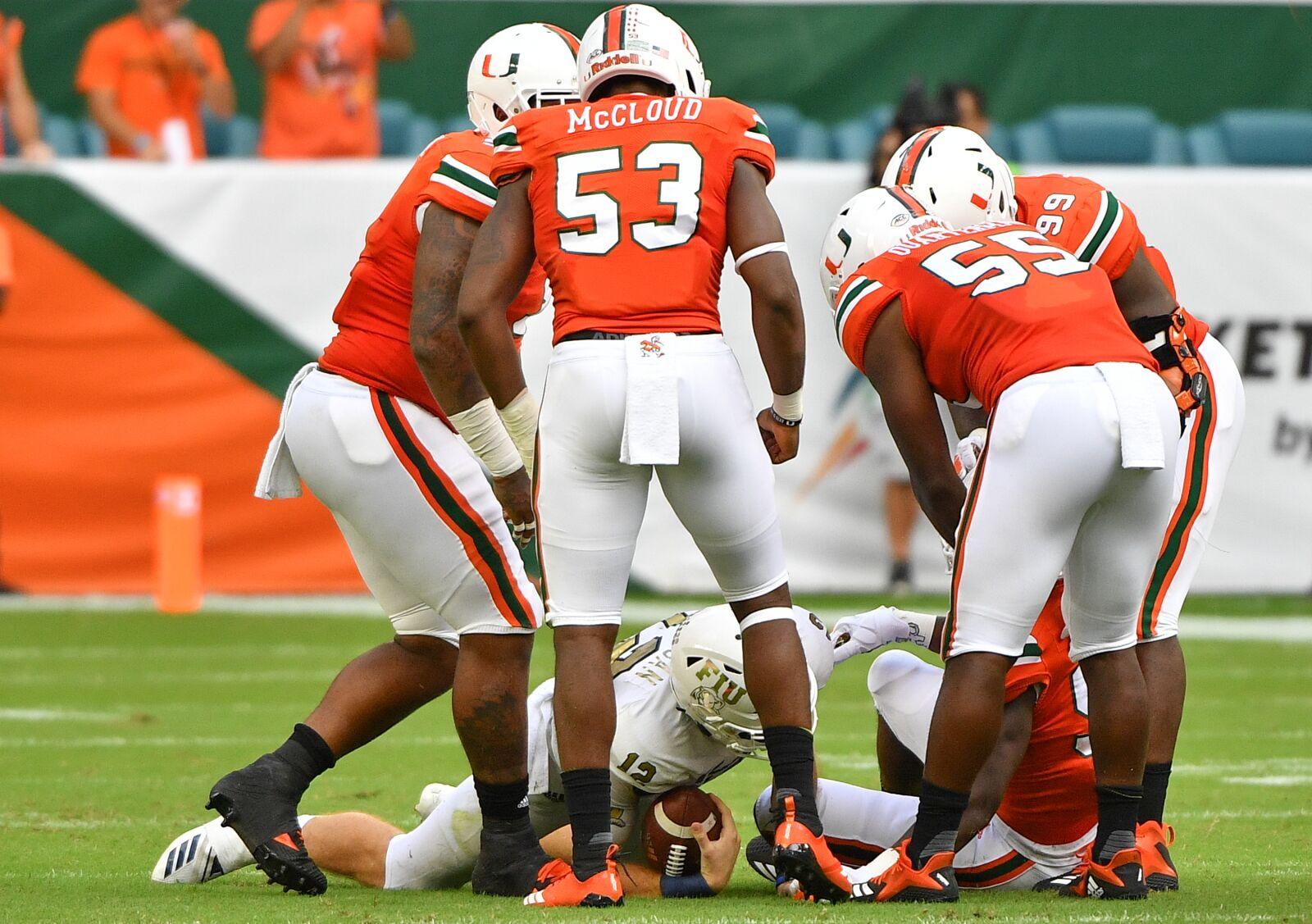 Miami football program tries to flip third FSU decommit this weekend