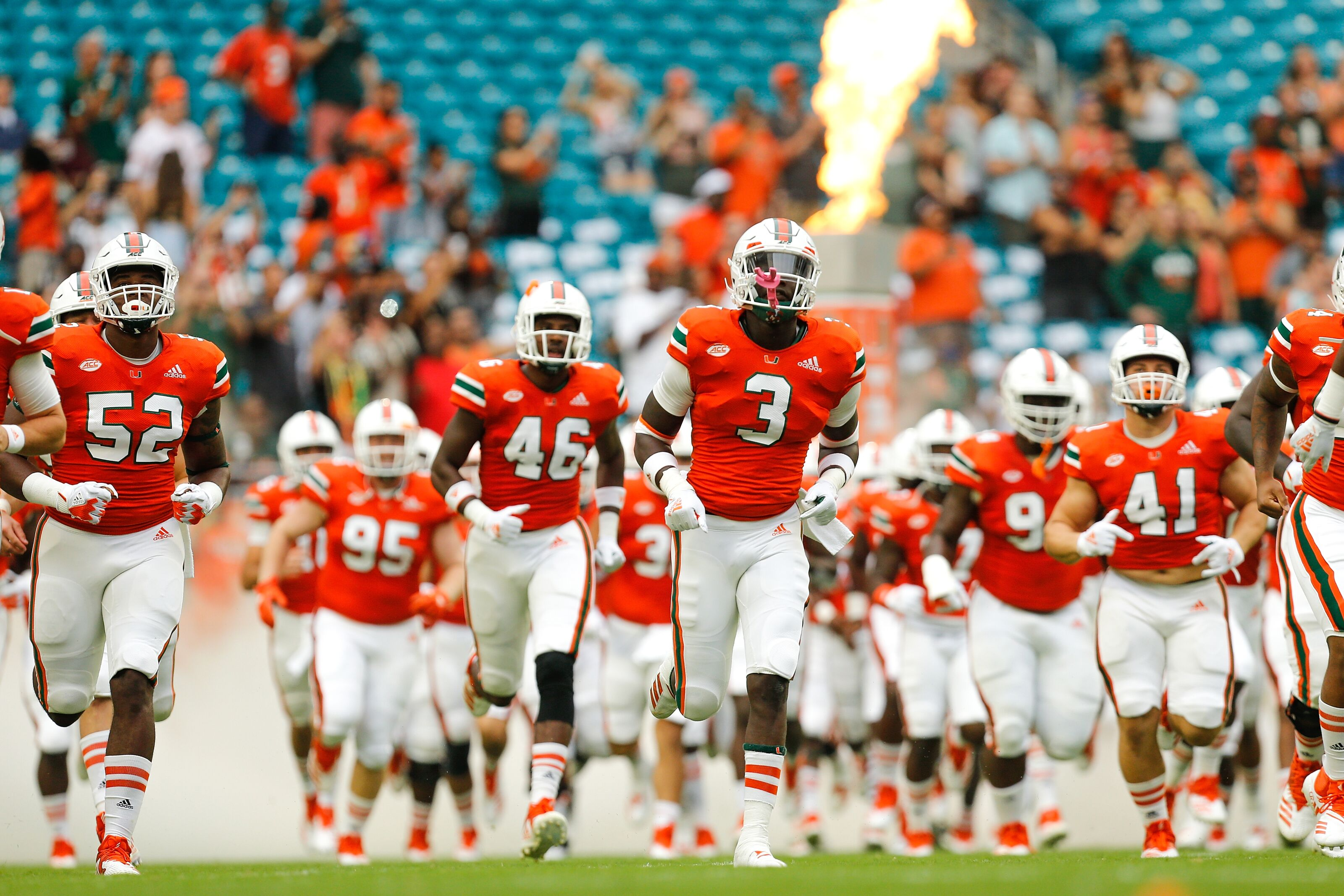 Image result for miami football pictures