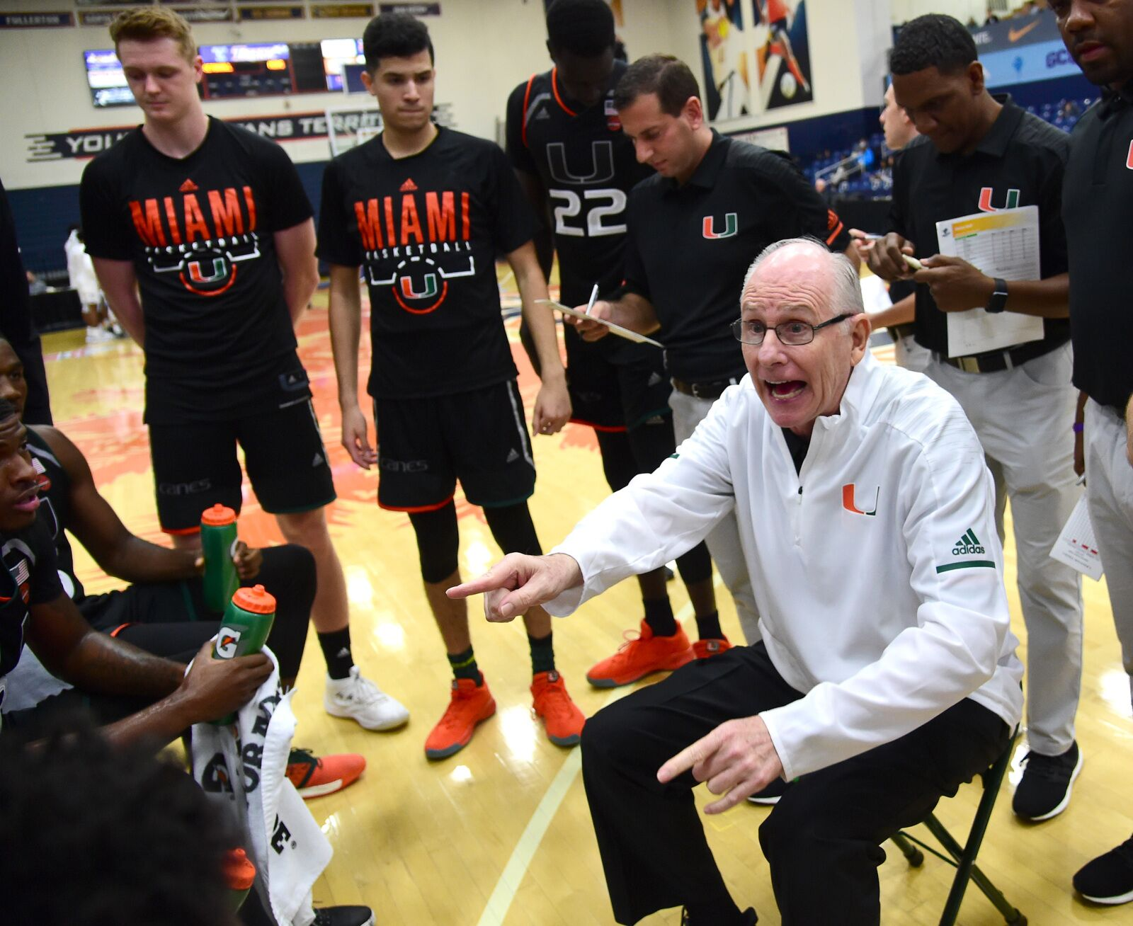Miami basketball has big Sunday doubleheader for men and women
