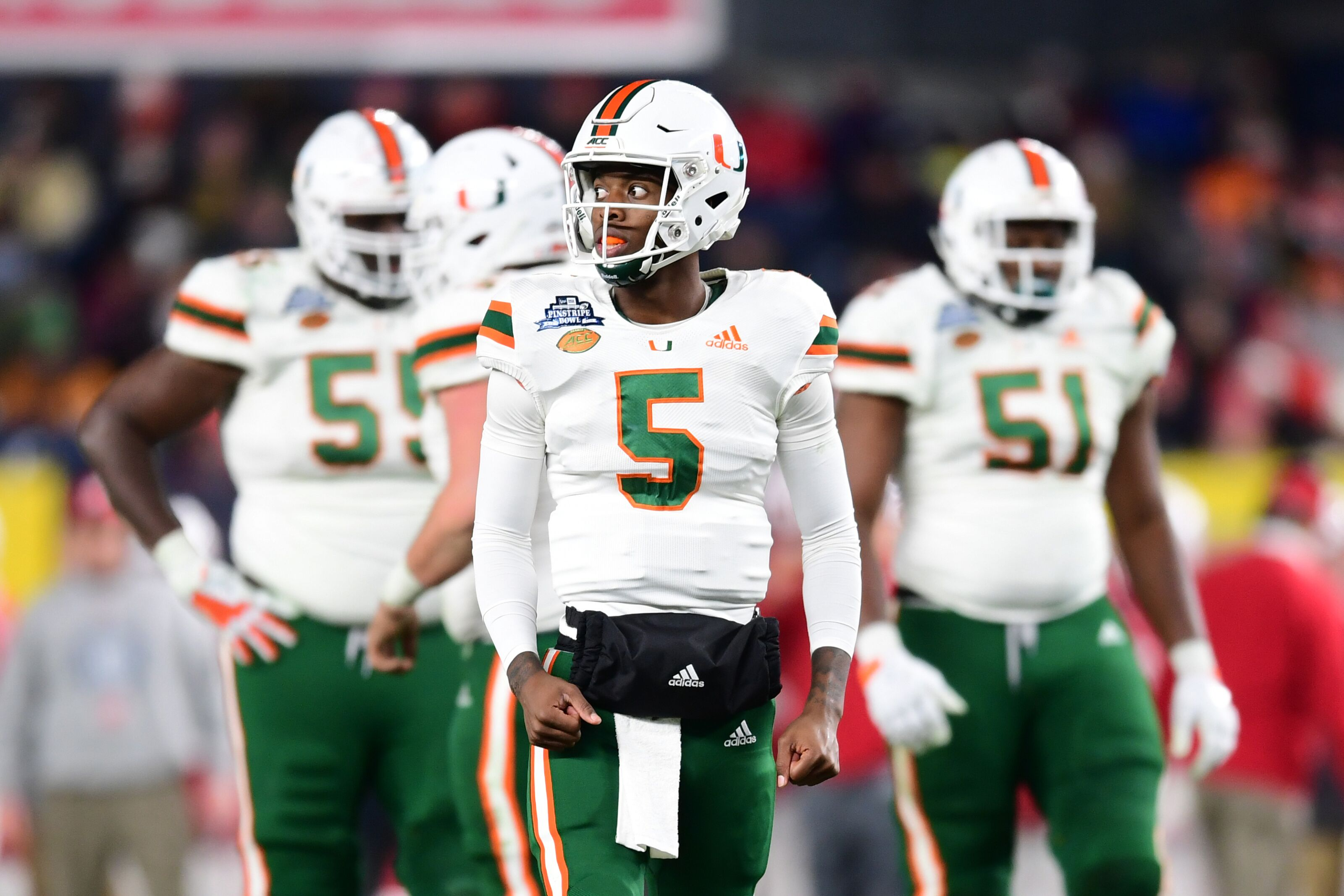 Miami Hurricanes Football Bleacher Report Latest News Scores