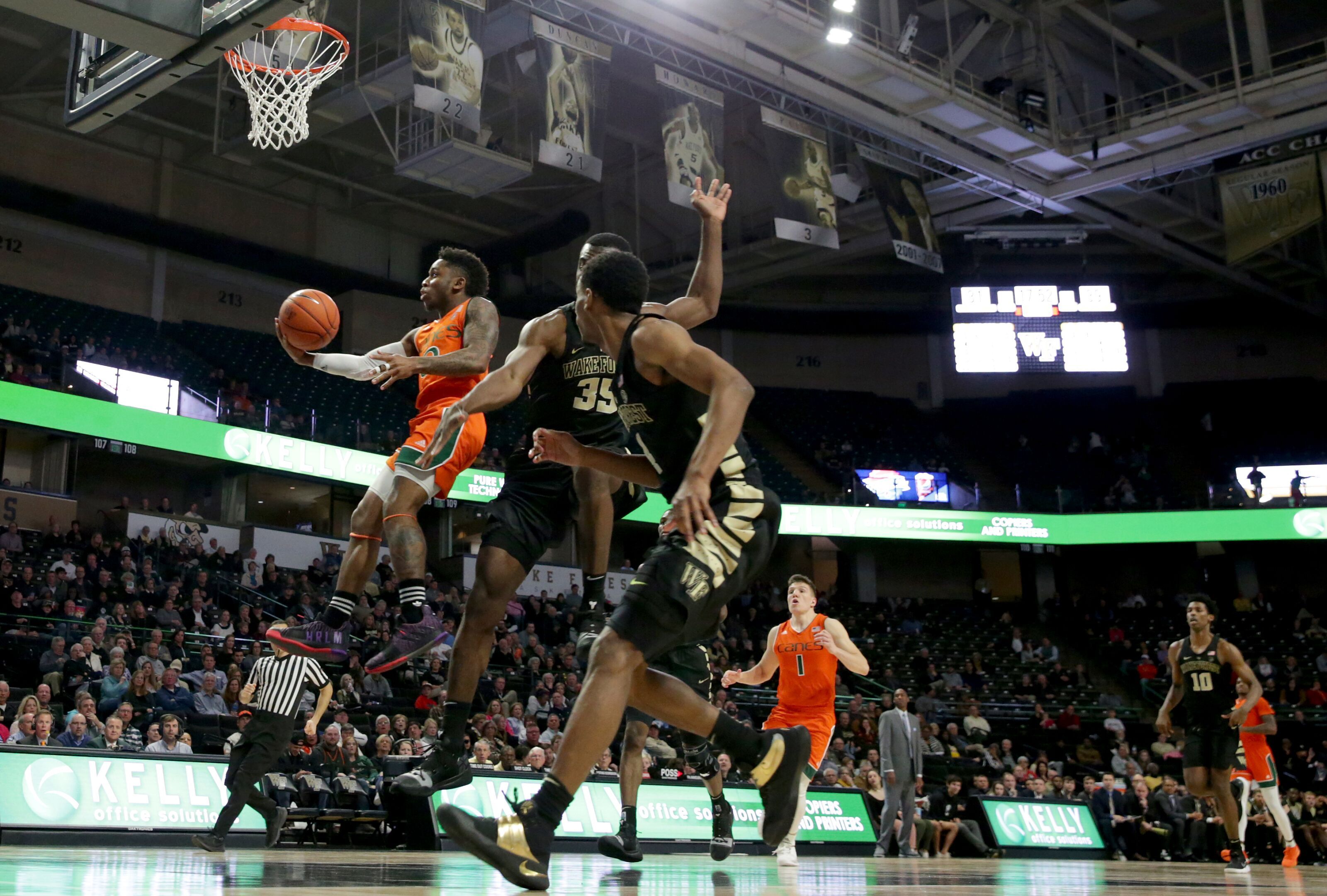 For Miami basketball to improve in 2019-20 Chris Lykes needs help