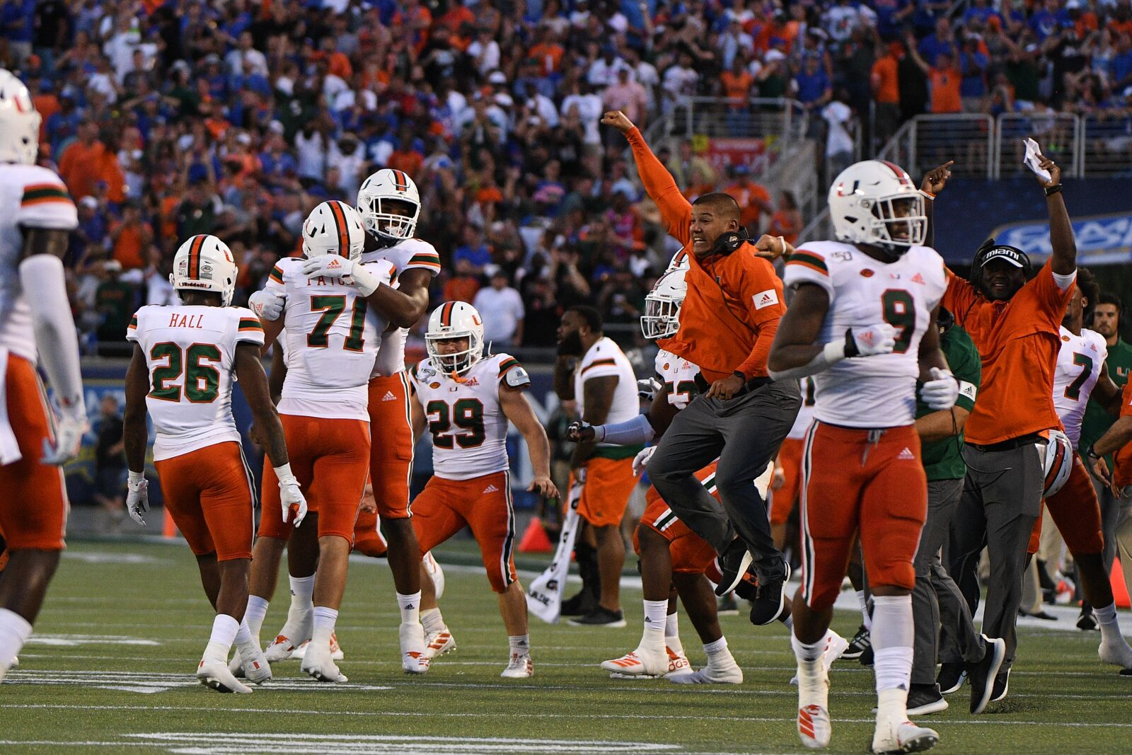 Miami football team needs to blockout distractions and focus on last two games