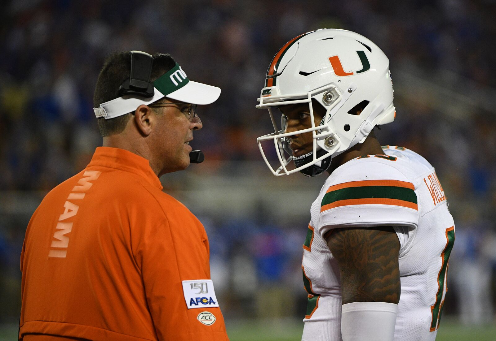 Dan Enos will discuss Miami football future with backup QBs postseason