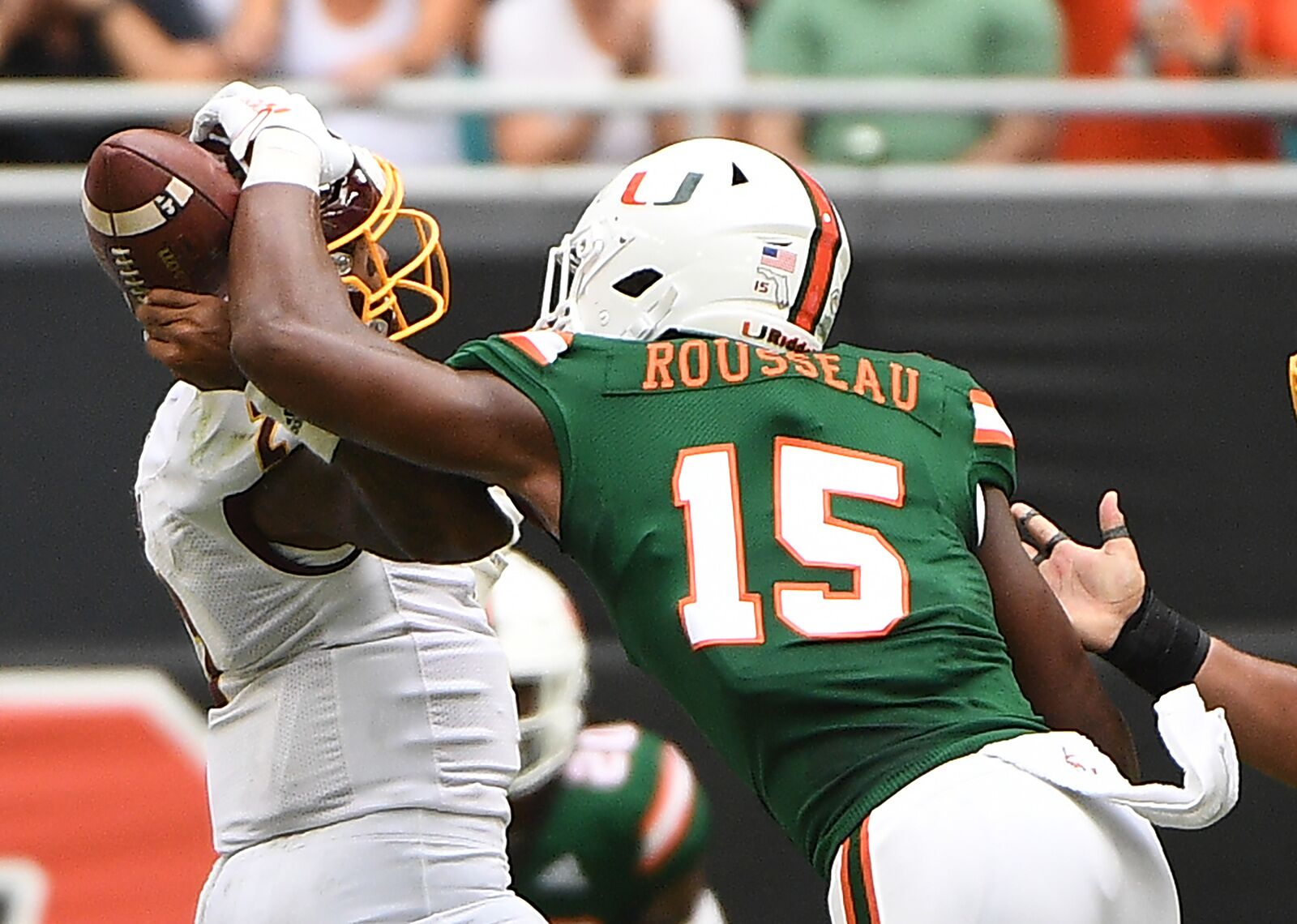 ESPN projects Miami Hurricanes DE Greg Rousseau as 2020 All-American