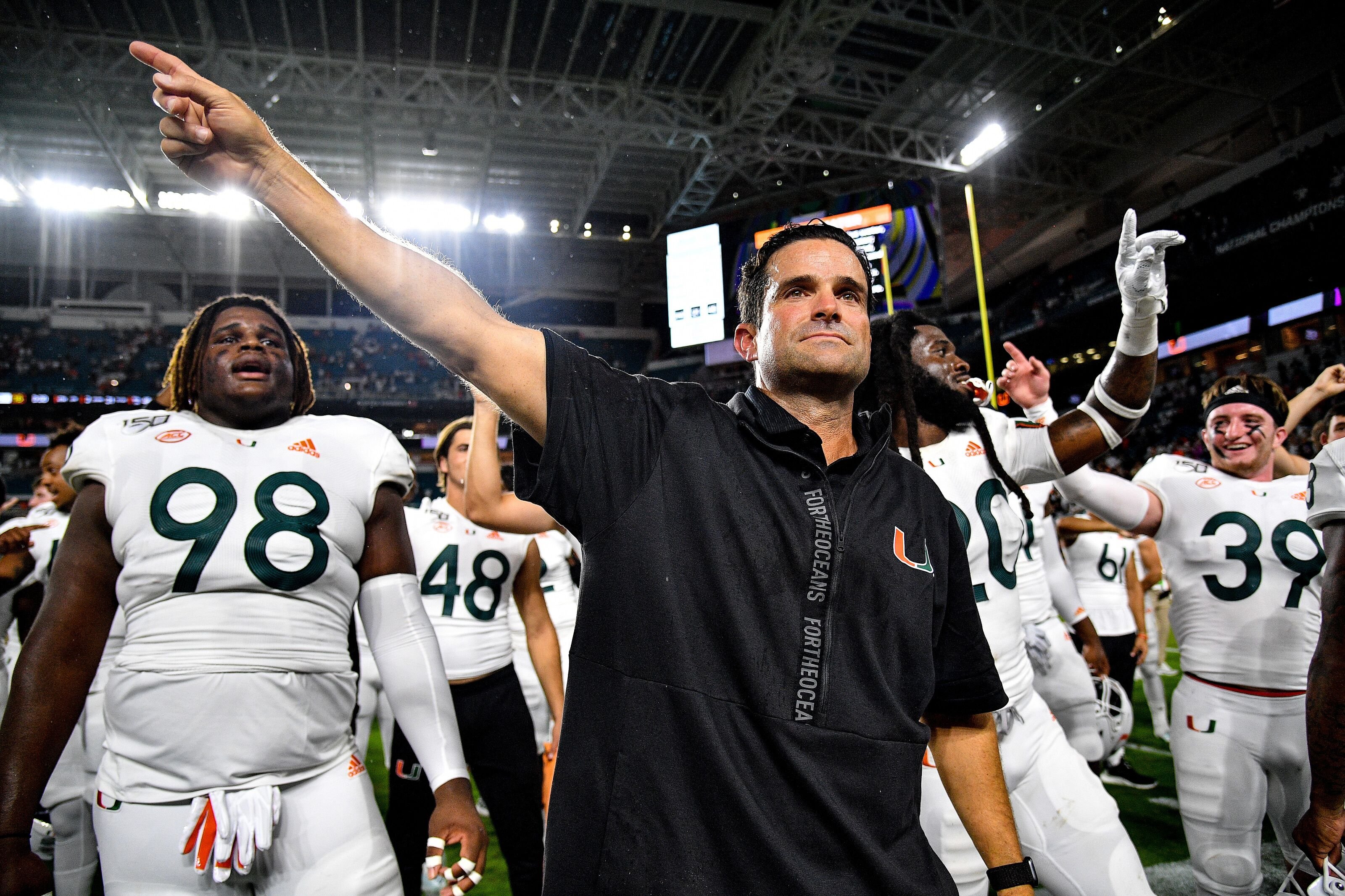 Manny Diaz thoroughly examined what makes Miami football successful