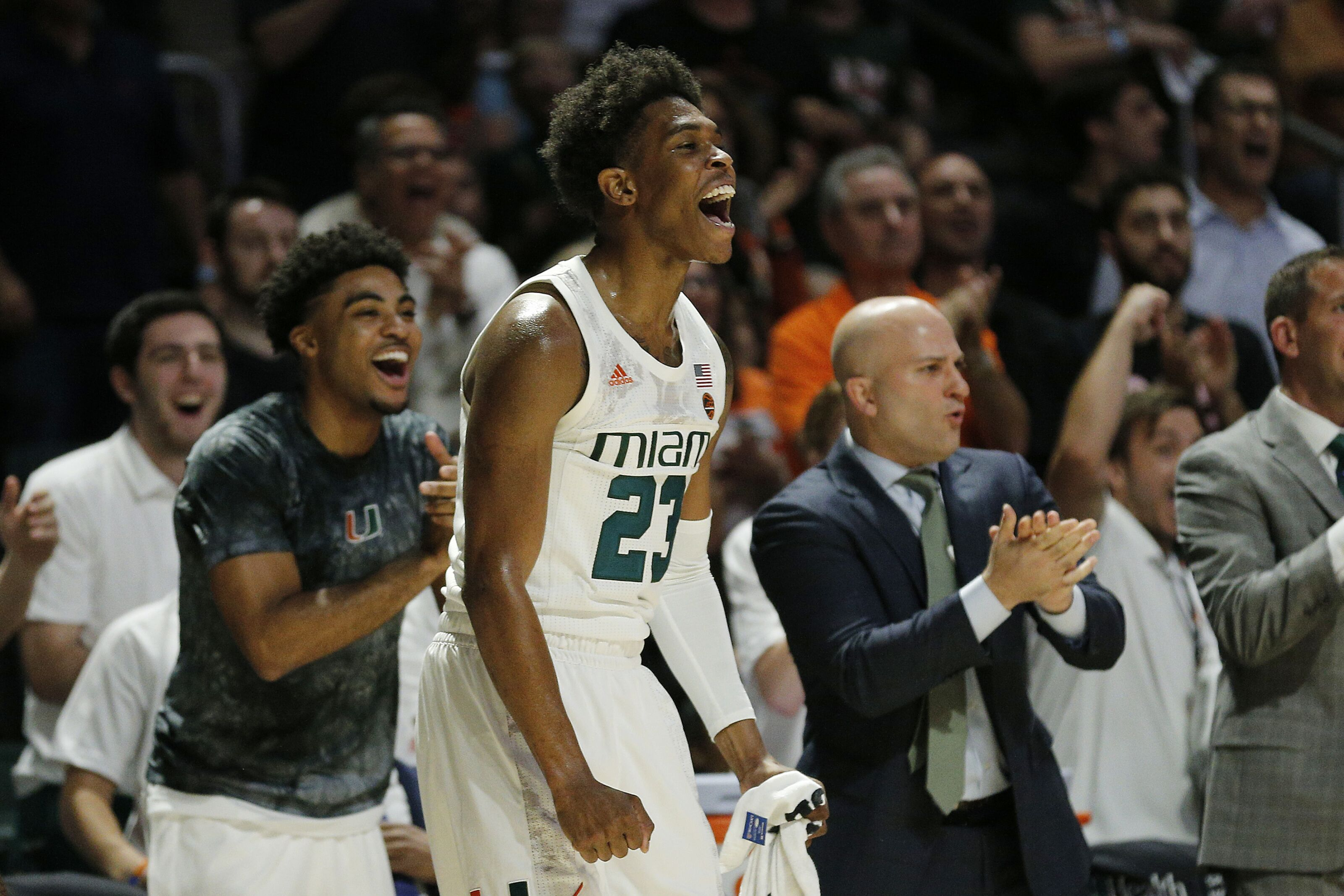 Miami basketball has poor defensive effort in win over Alabama A&M