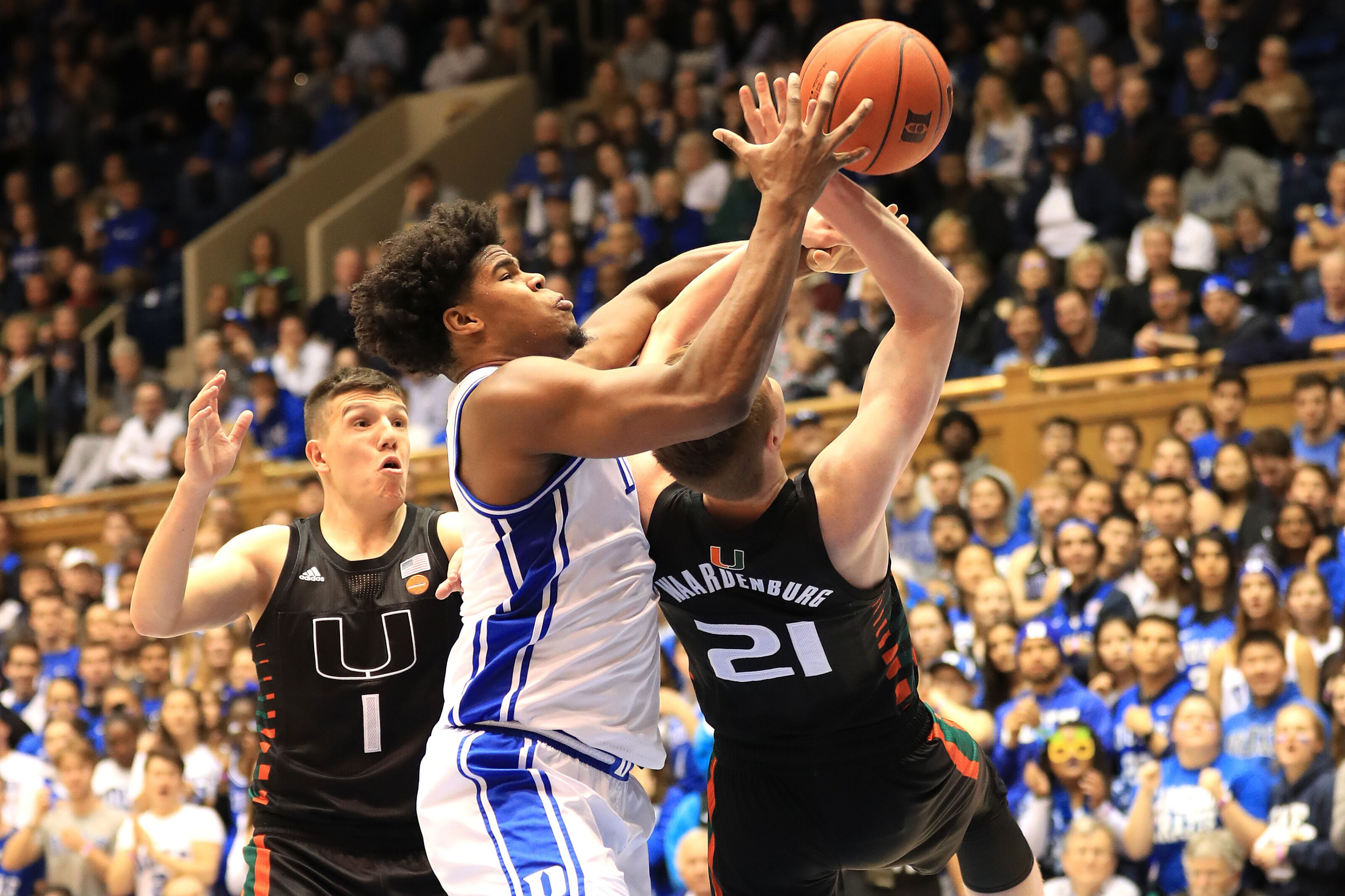 Miami basketball gets blown out by Duke for second time this season
