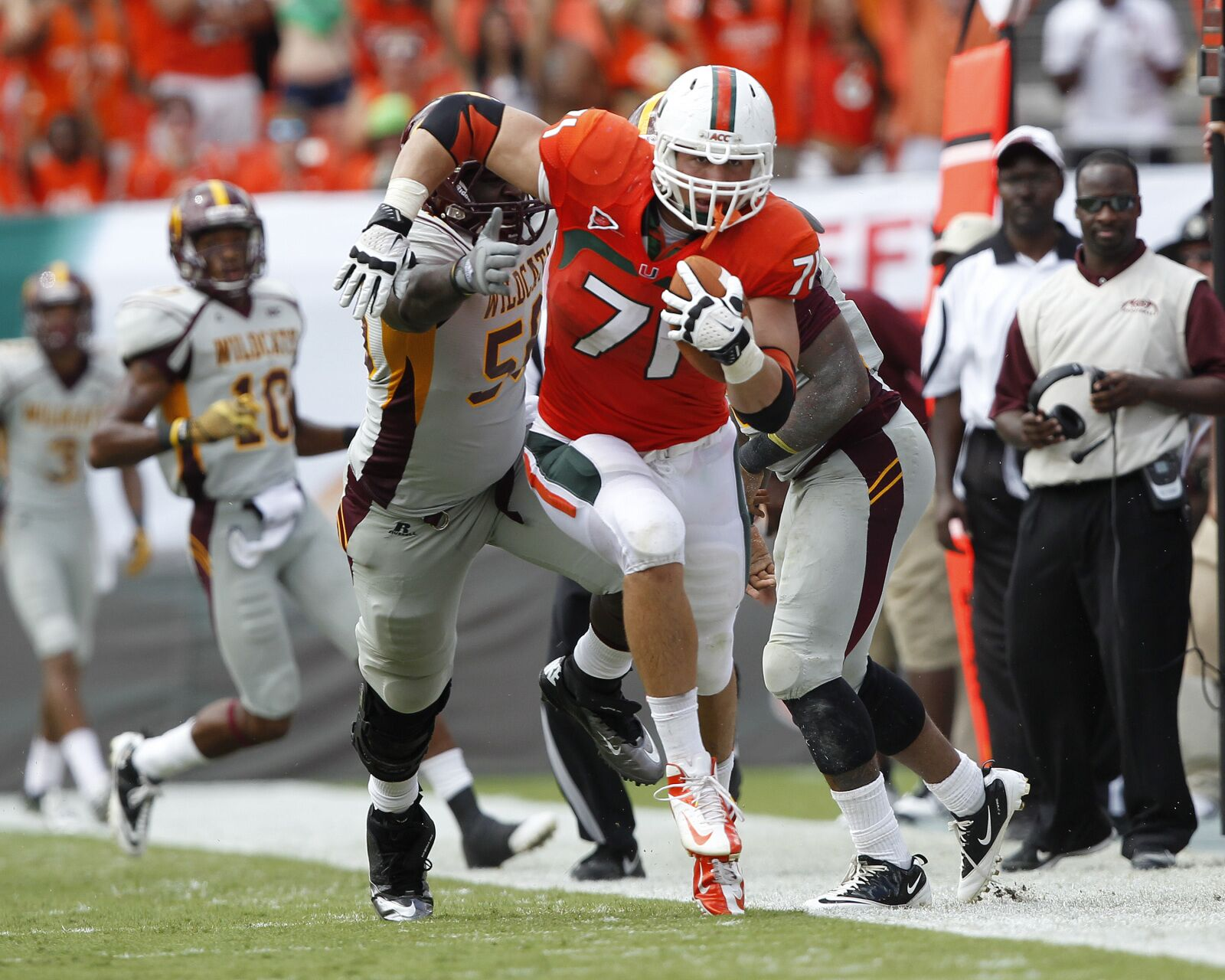 fa71eceebb6 Miami football alum Anthony Chickillo highly critical how he was coached by  Al Golden