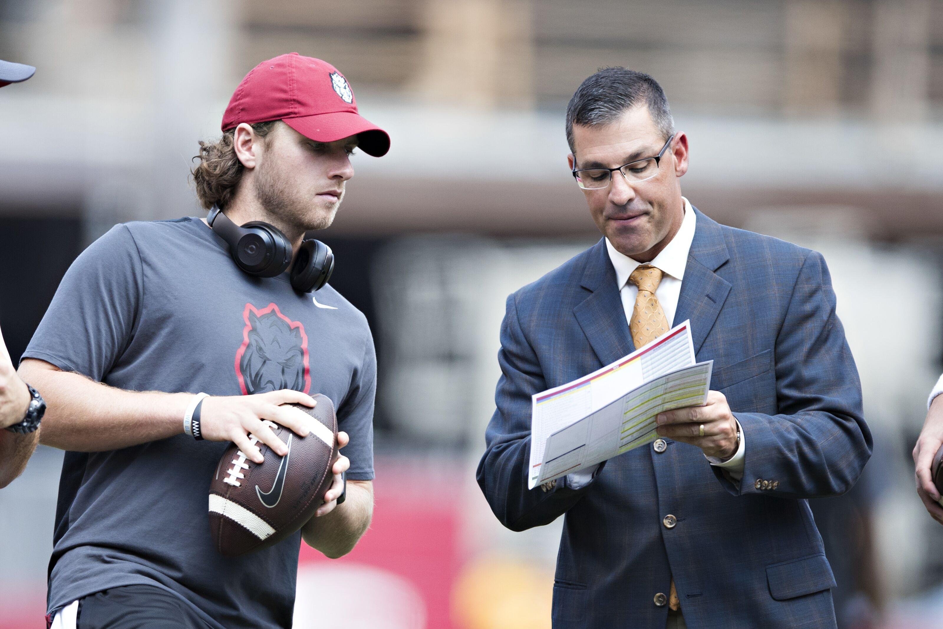 Miami football hiring UGA Coach to work with quarterbacks
