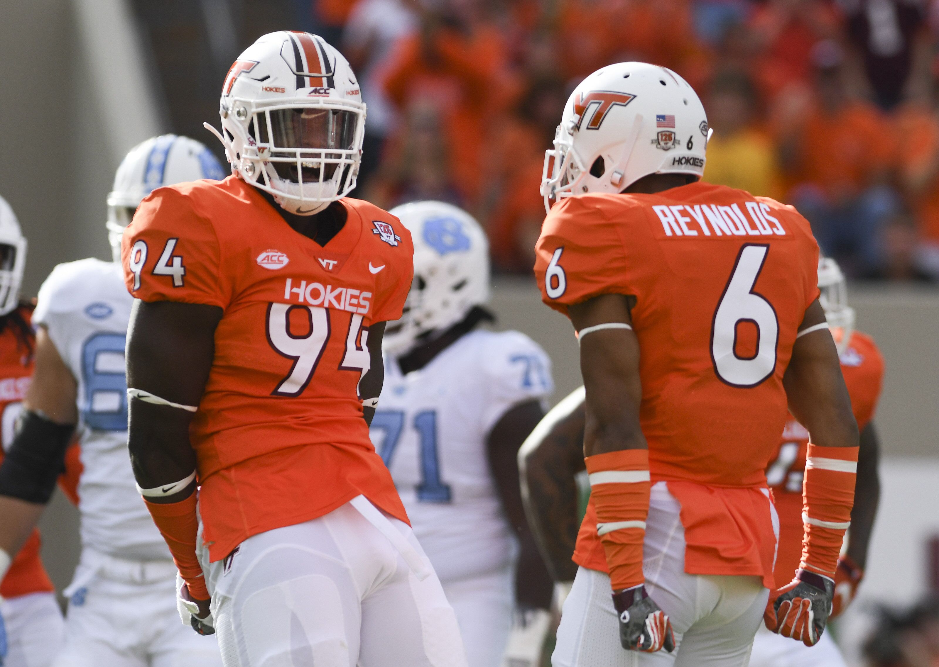 Miami football could add Virginia Tech Star DE Trevon Hill
