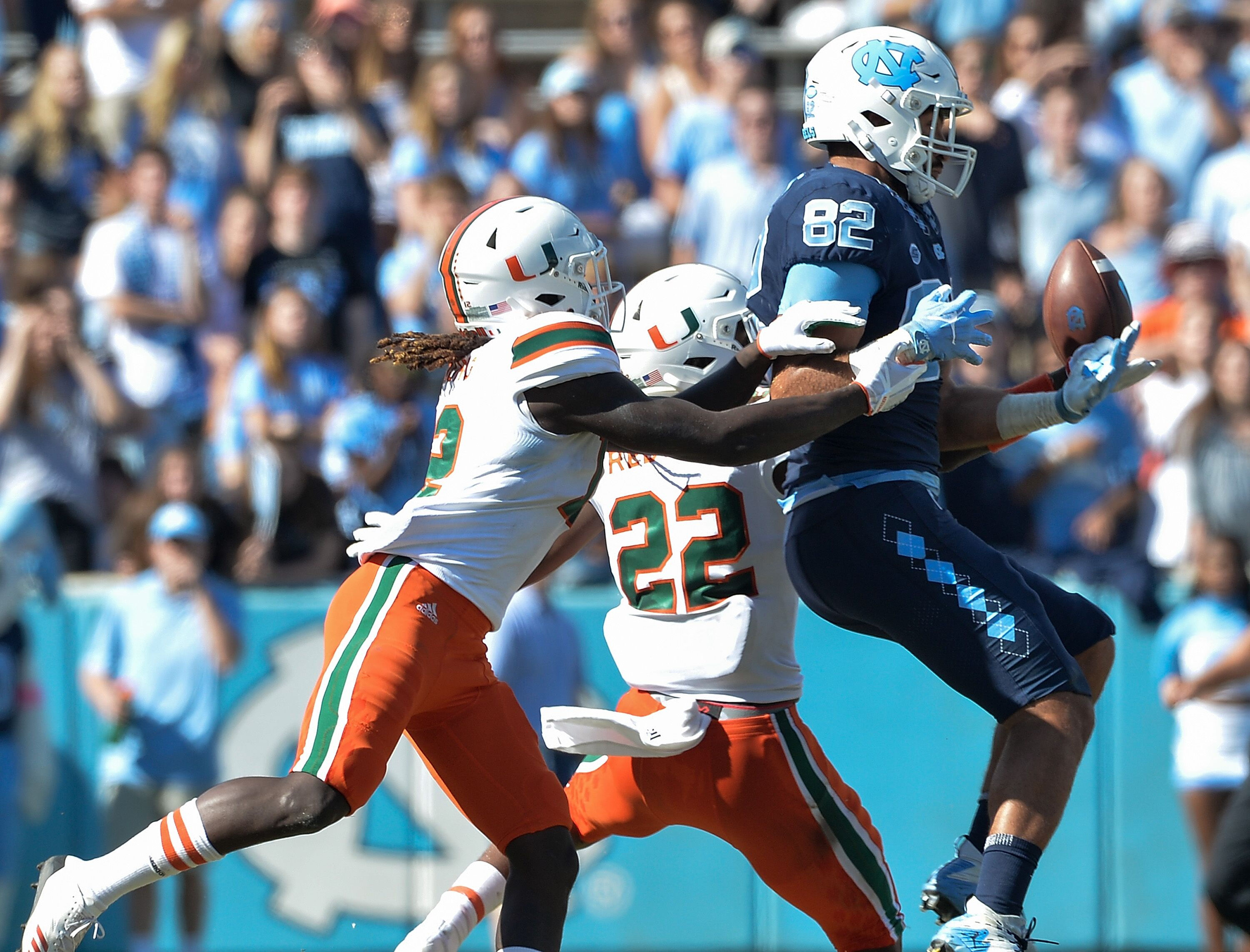Miami football has no changes to depth chart