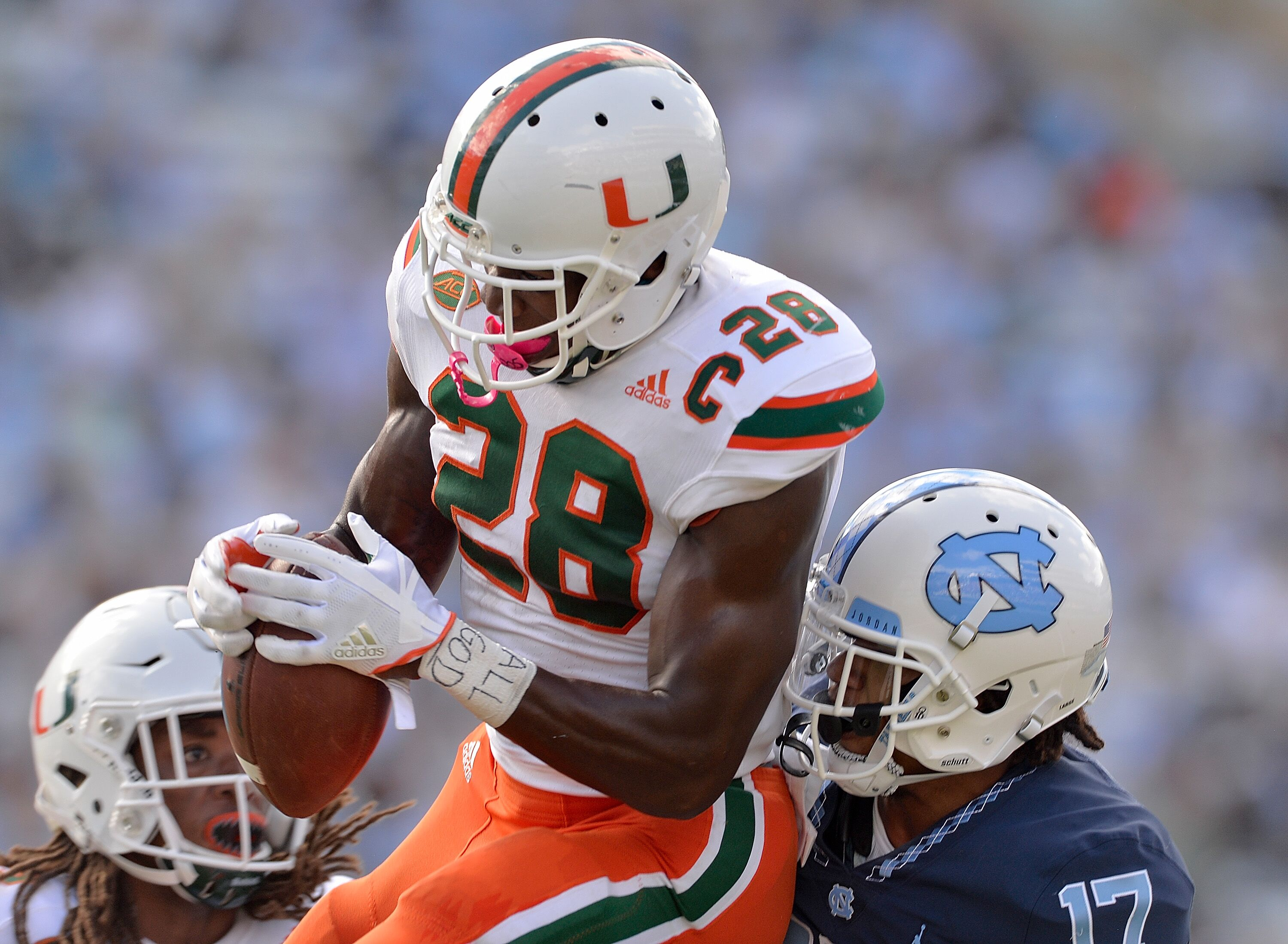 Former Miami Hurricanes CB Michael Jackson improving NFL Draft stock