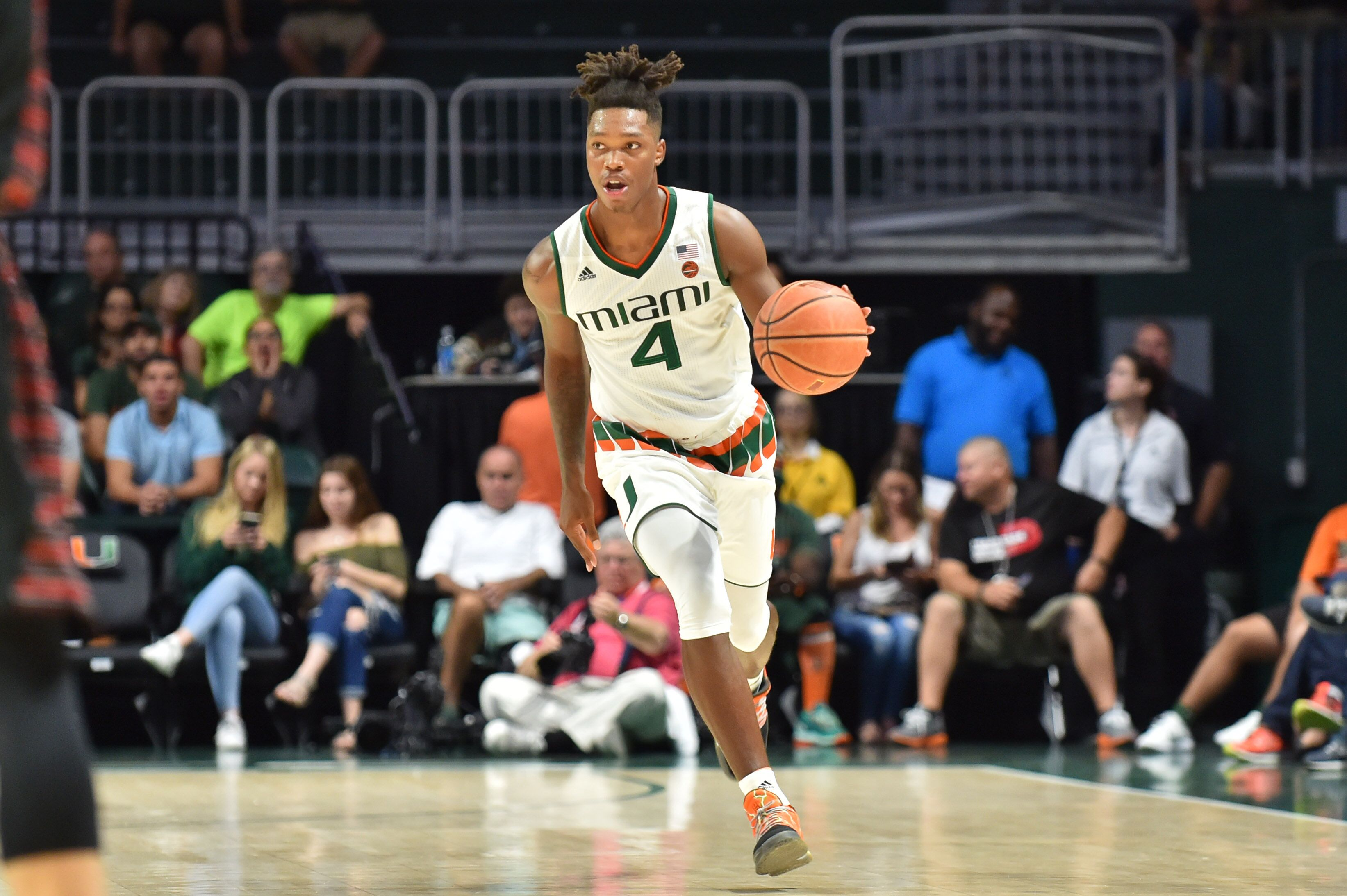 Miami Basketball G Lonnie Walked One of CBB's Most ...