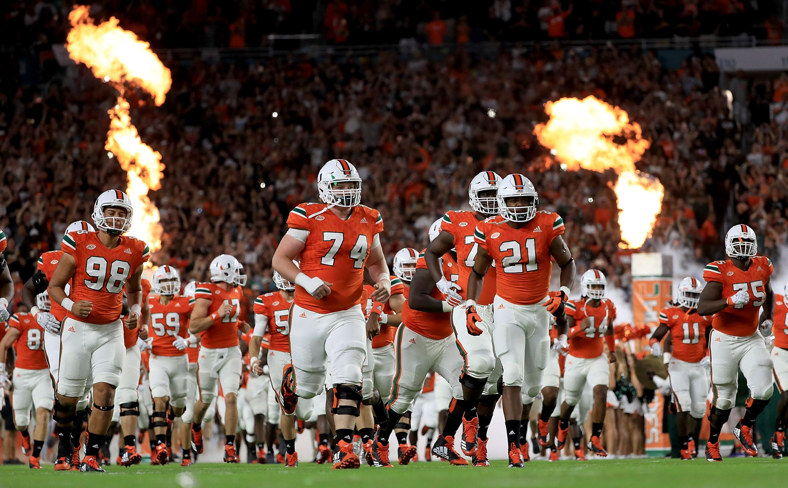 Manny Diaz: Losing will not be tolerated by Miami football team