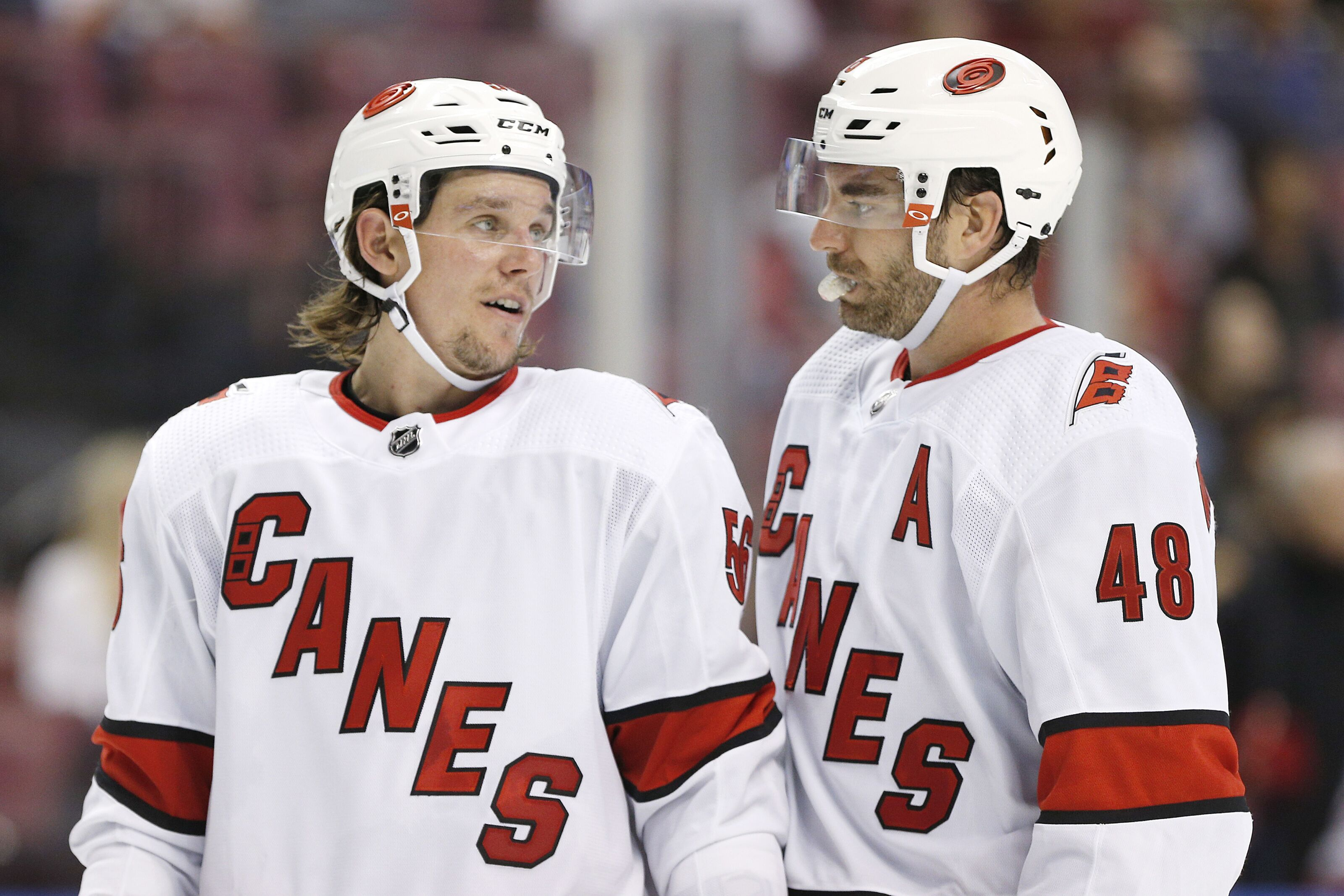 Carolina Hurricanes are Close to Getting Back to 100 Percent