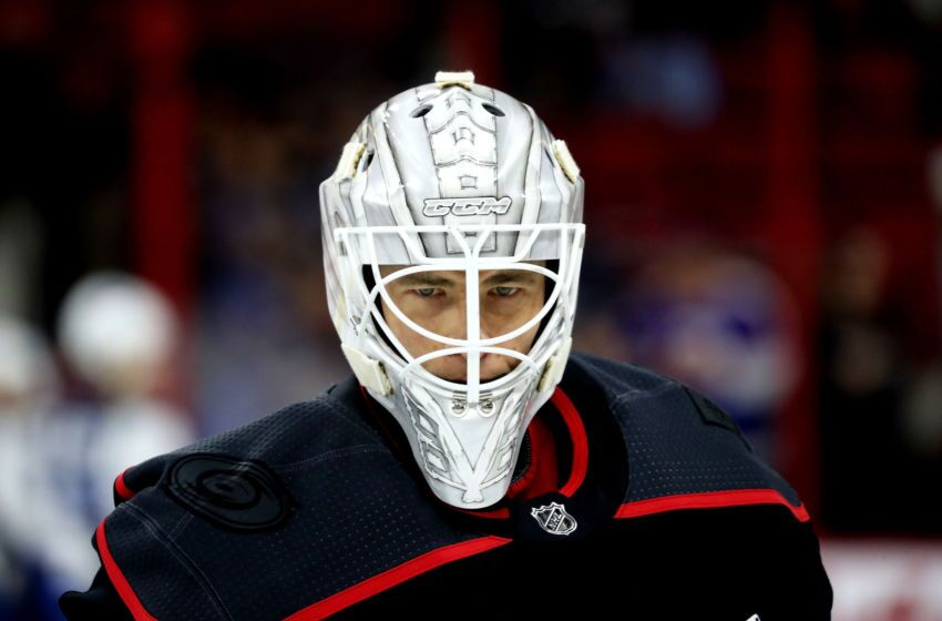Carolina Hurricanes: Cardiac Mail- Goalies
