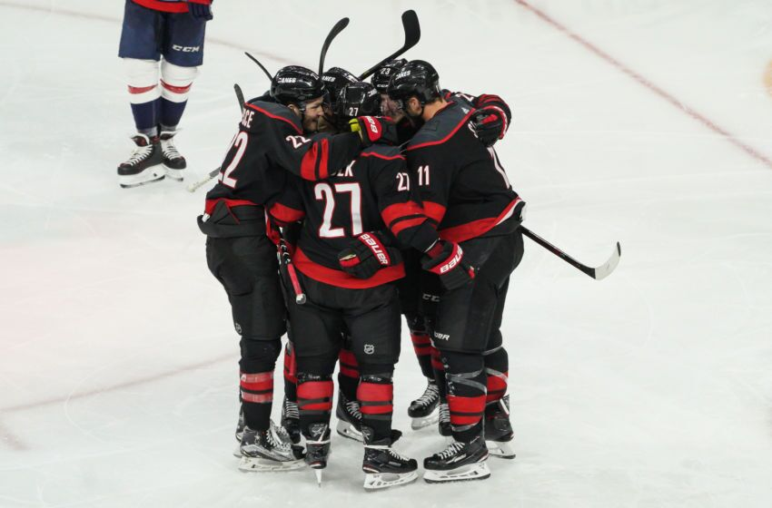 Carolina Hurricanes: Force Game 7 against the Capitals