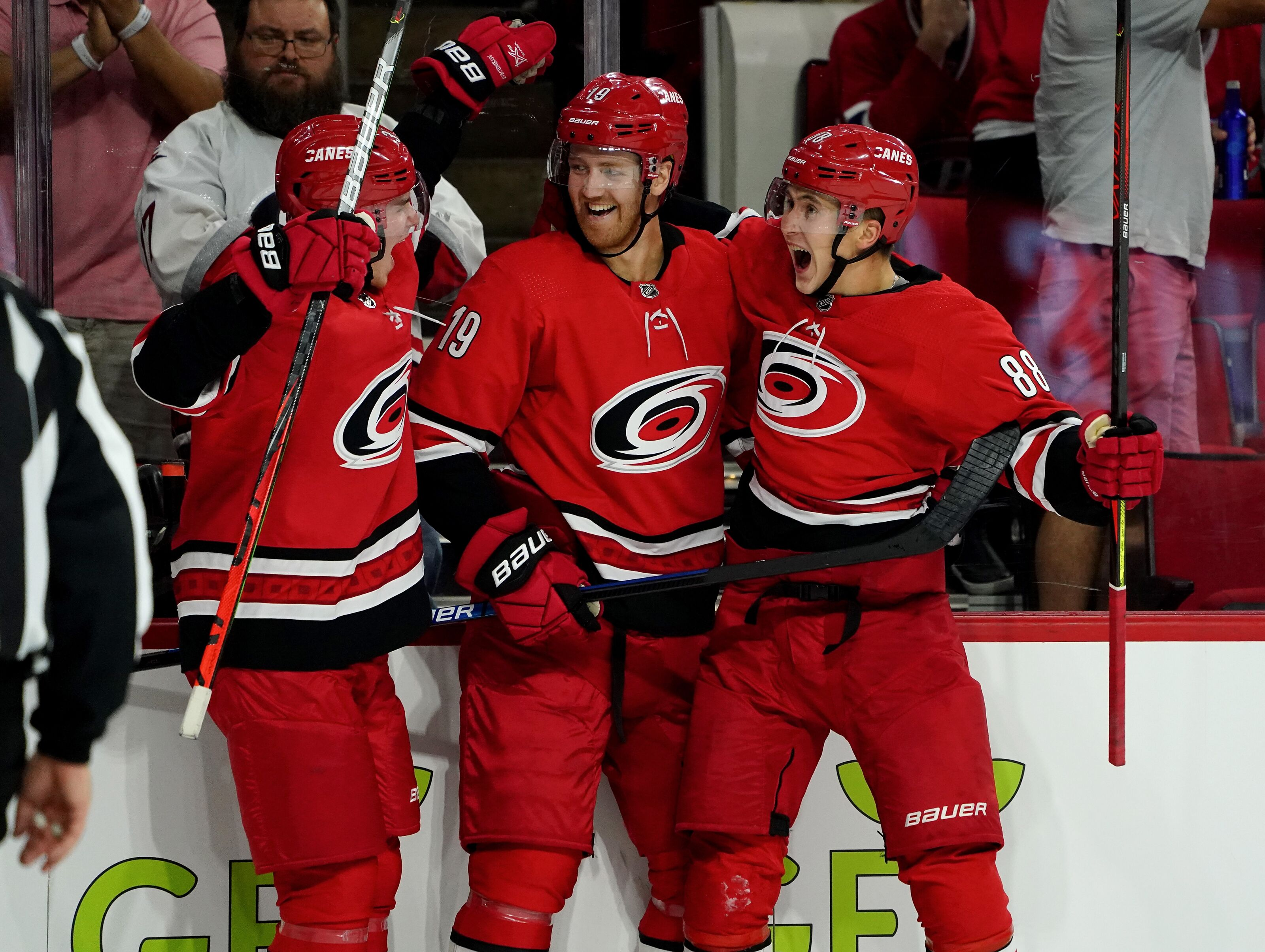 The Carolina Hurricanes' Early Power Play Results Are In