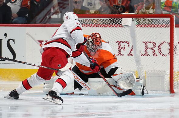 Carolina Hurricanes: Three Takeaways from the Loss in Philly