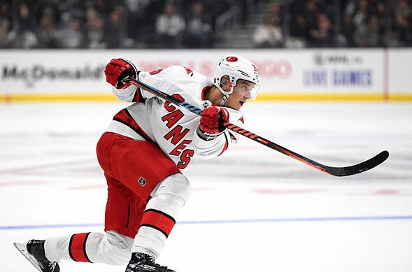 There's No Need for the Carolina Hurricanes to Panic
