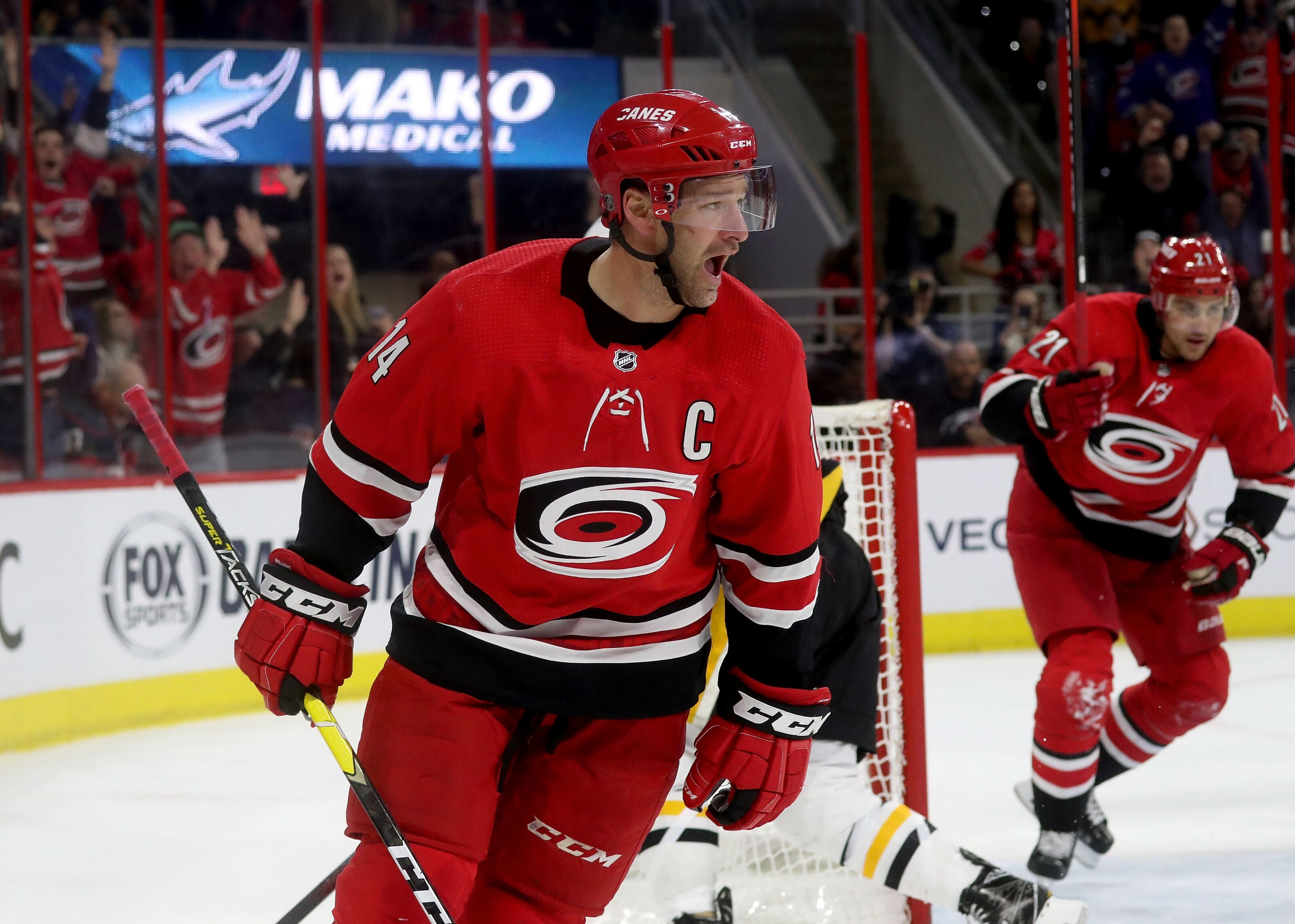 online store 63c72 30d3b Carolina Hurricanes  Recap from the win over the Penguins - Page 2