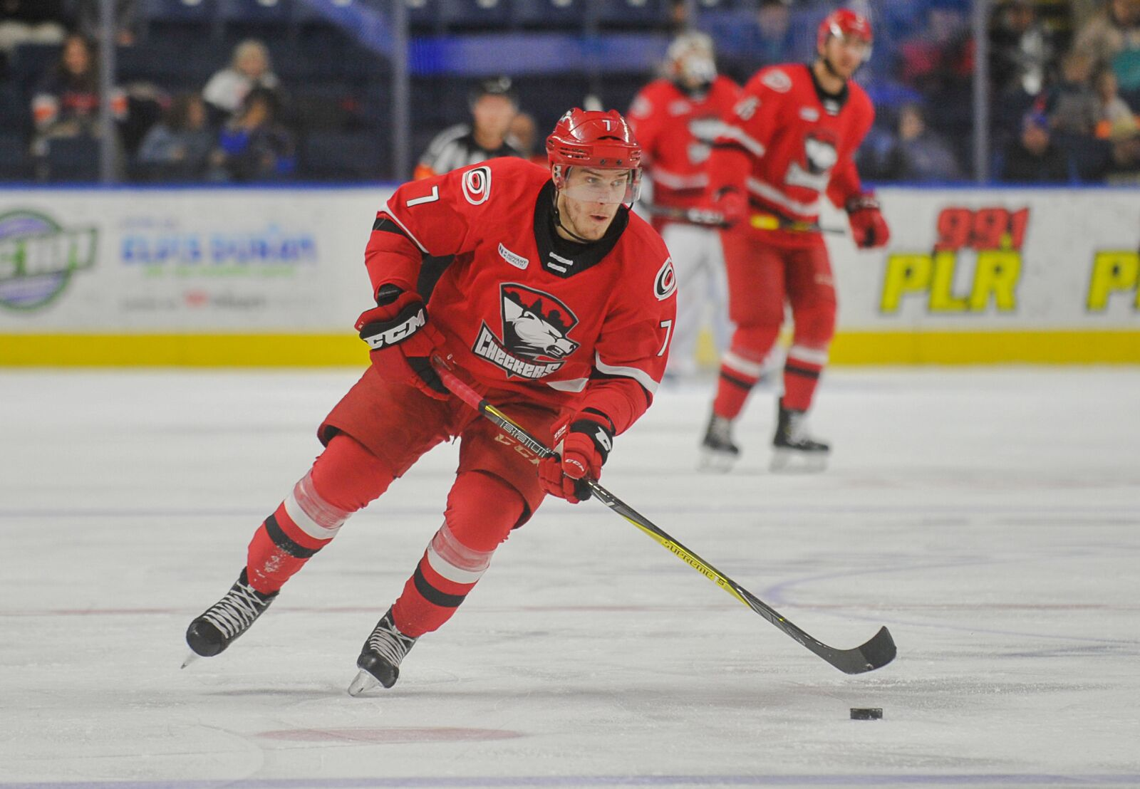 Charlotte Checkers: Comeback from 0-3 Deficit to Win Game 2
