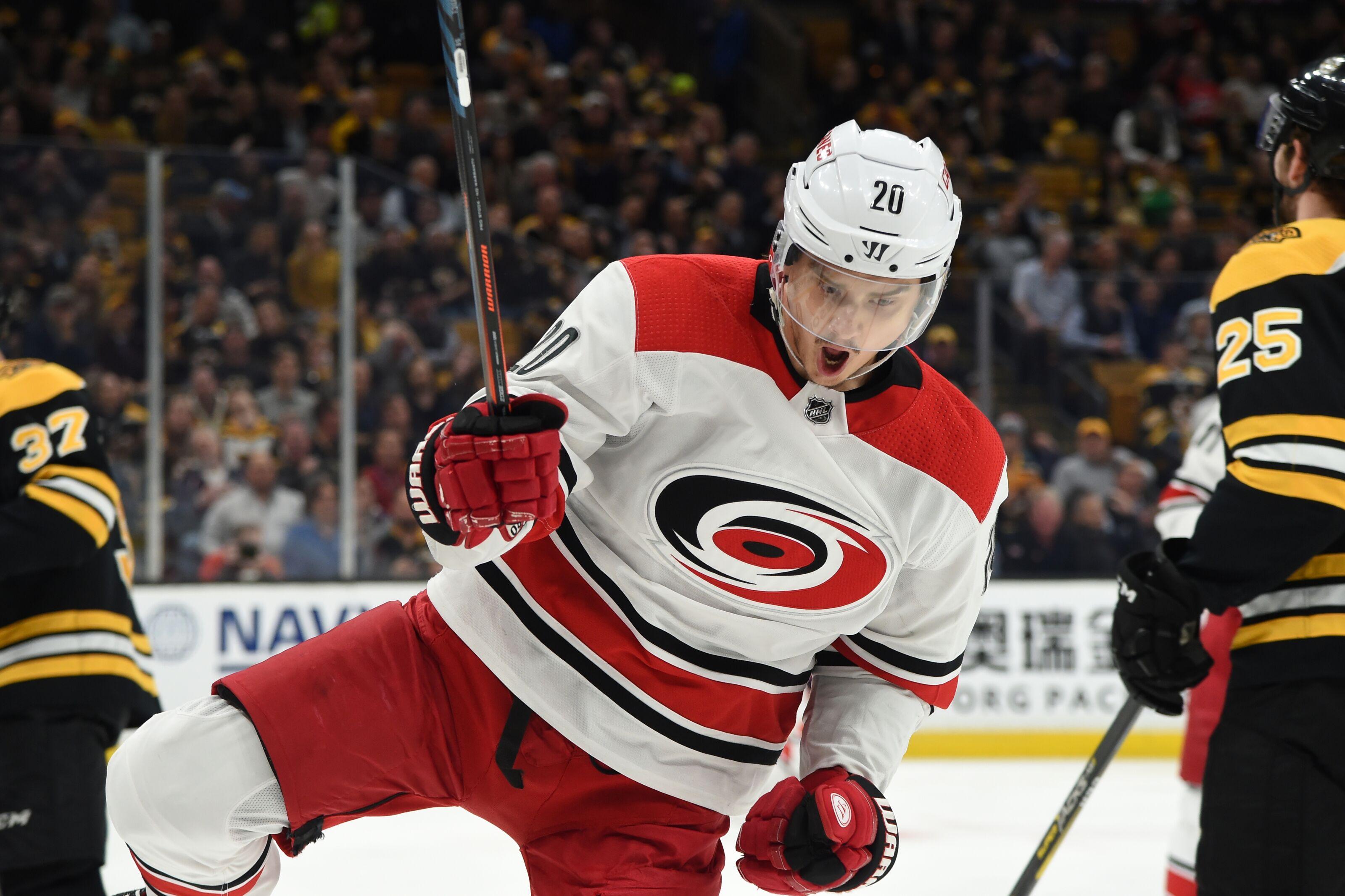 Carolina Hurricanes: Sebastian Aho Ranks Among Top NHL Centers