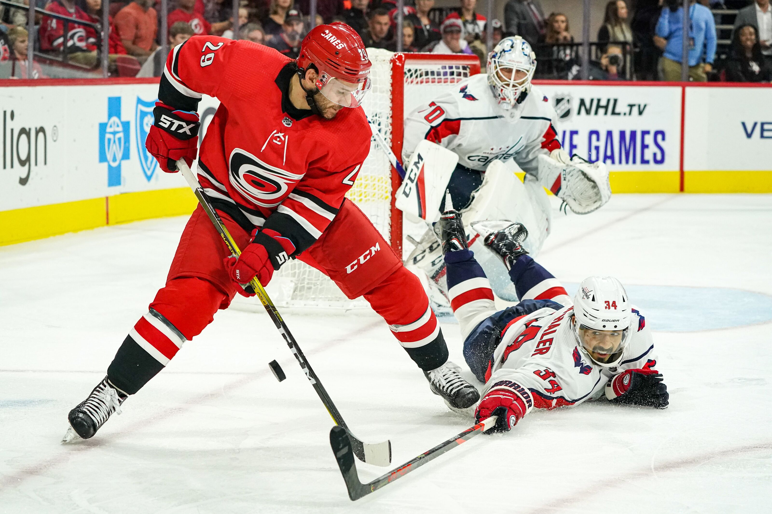 Carolina Hurricanes Recall Brian Gibbons From Charlotte