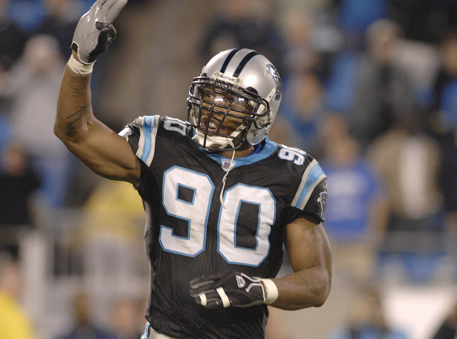8a3df9c98e9 Carolina Panthers  30 greatest players in franchise history