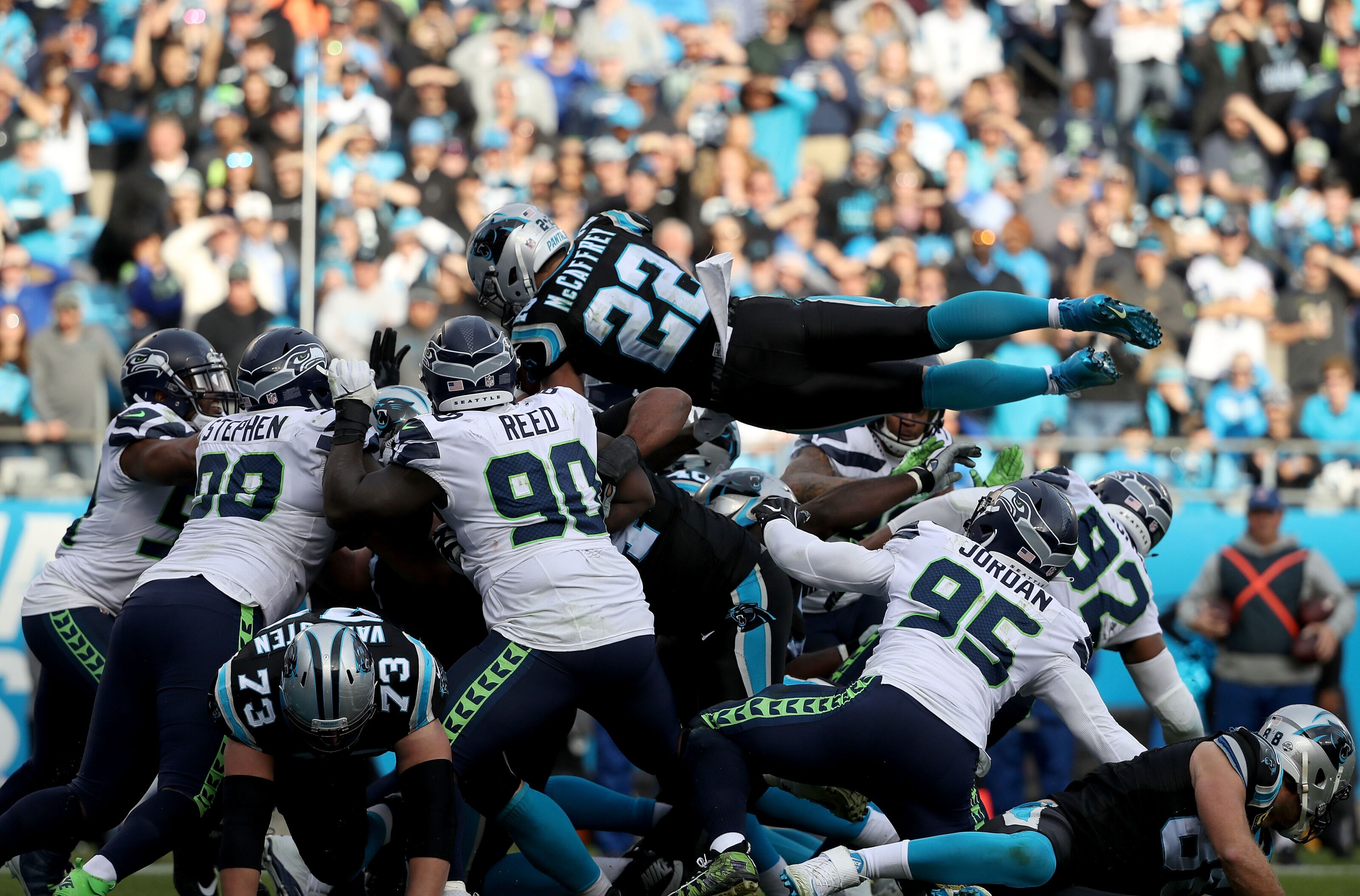 Carolina Panthers Week 15 preview vs. Seattle Seahawks