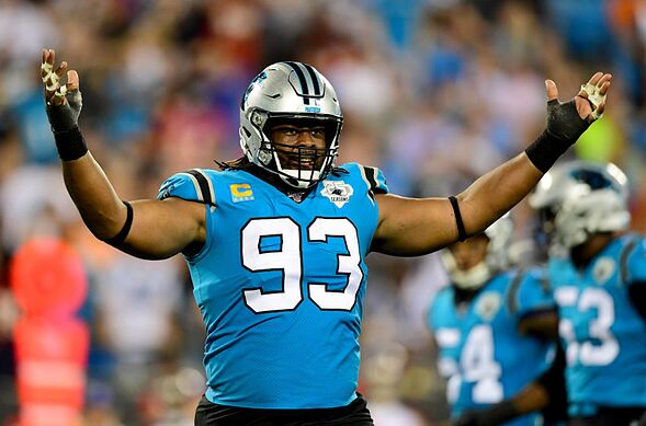3 free agents the Panthers should consider signing in 2020