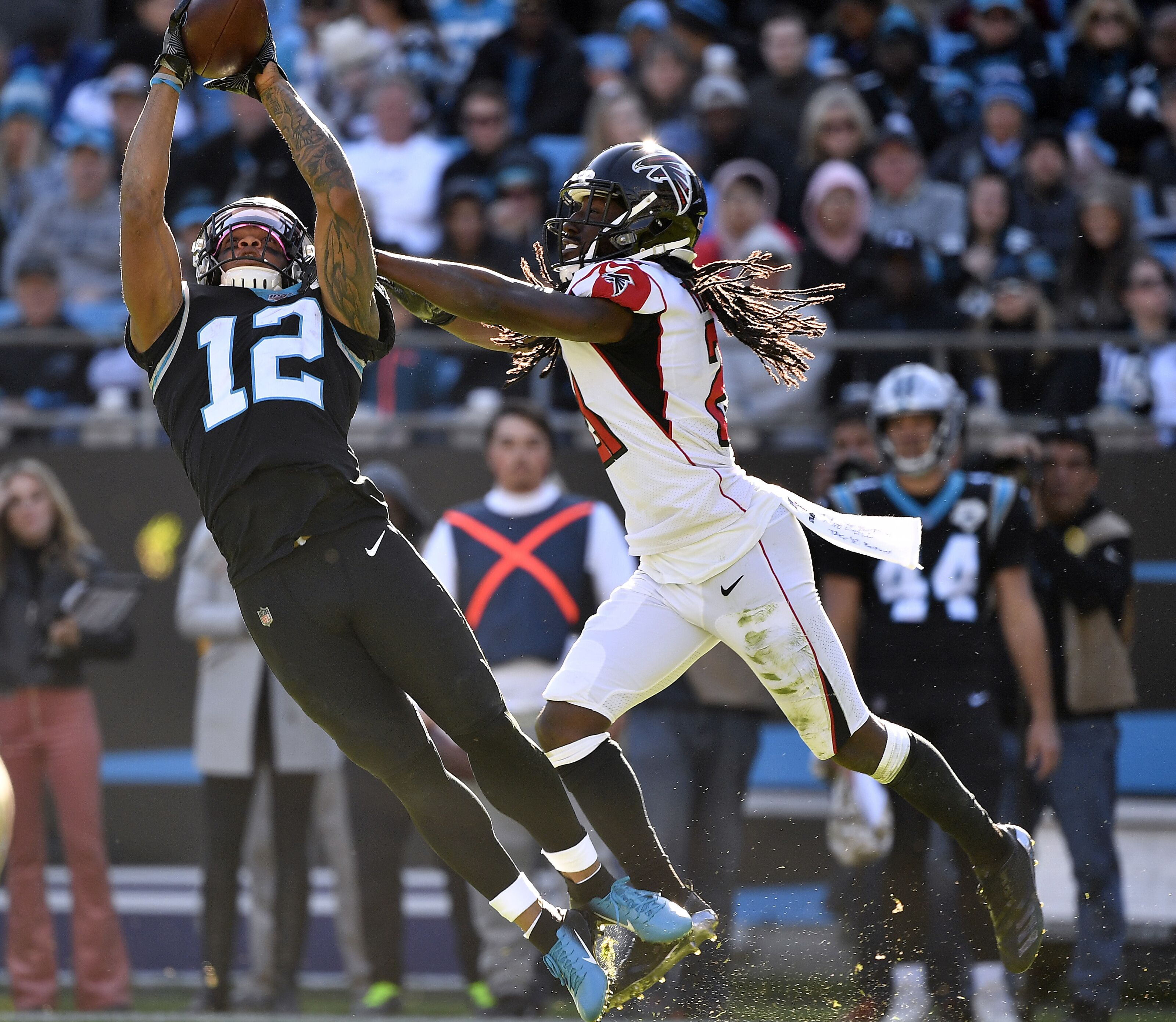 Three Panthers To Watch New Orleans Saints Volume 1