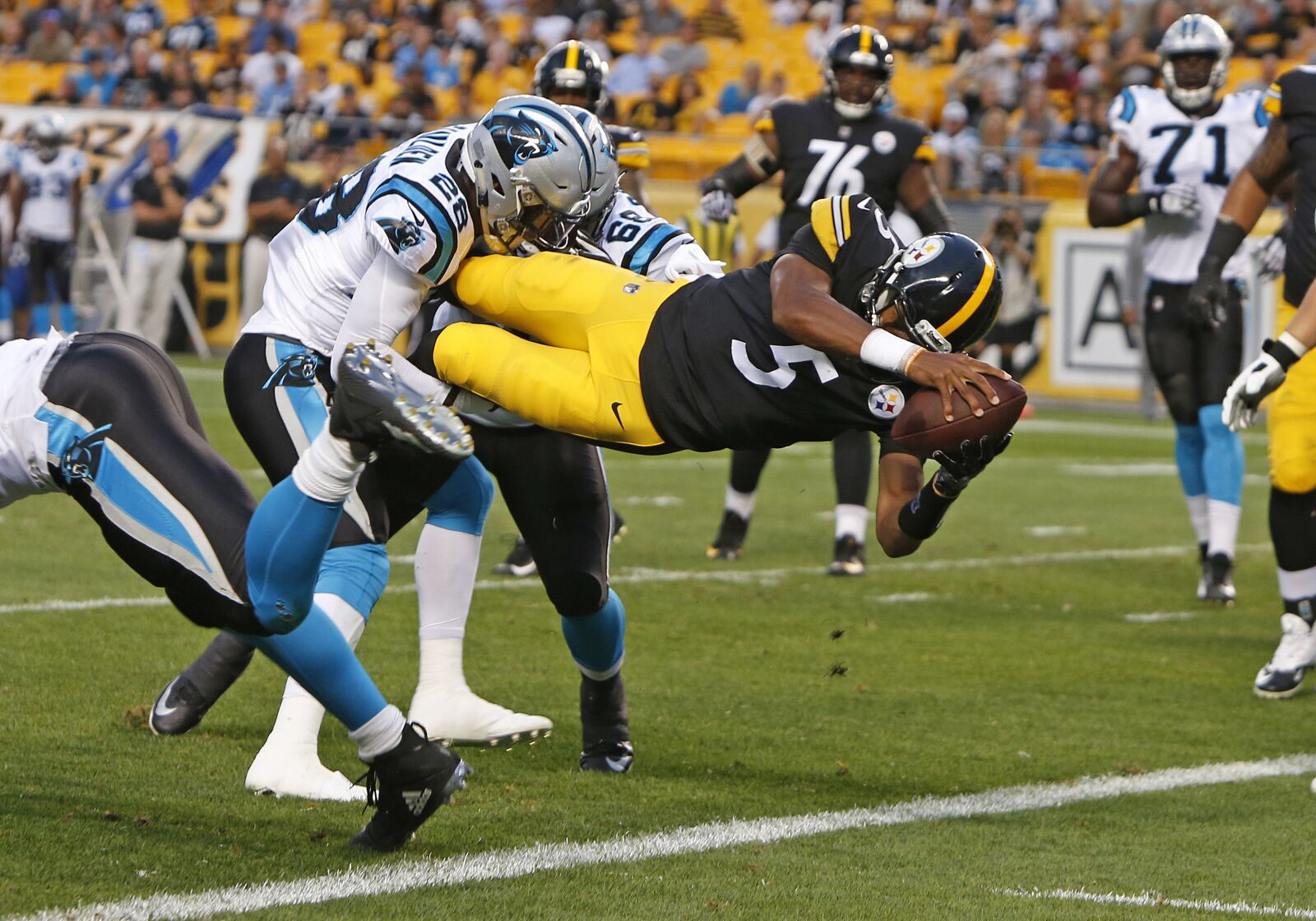 b6bc0f4e3 Carolina Panthers  Pressure now shifts to Rashaan Gaulden