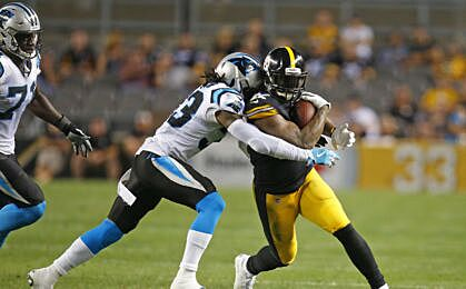 Carolina Panthers  Studs from loss to Pittsburgh Steelers dbafb9807