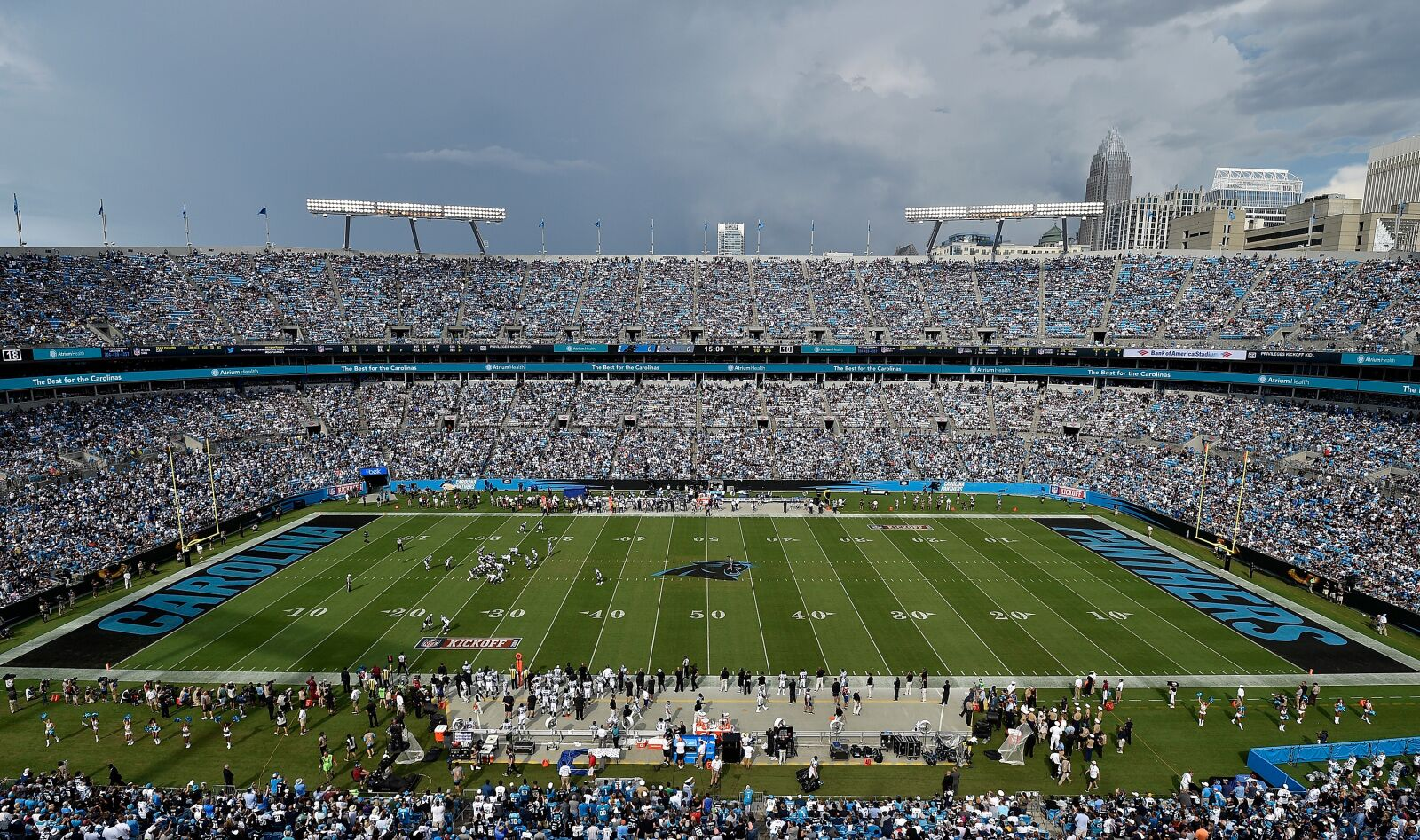 Carolina Panthers: Training camp important for Andre Smith