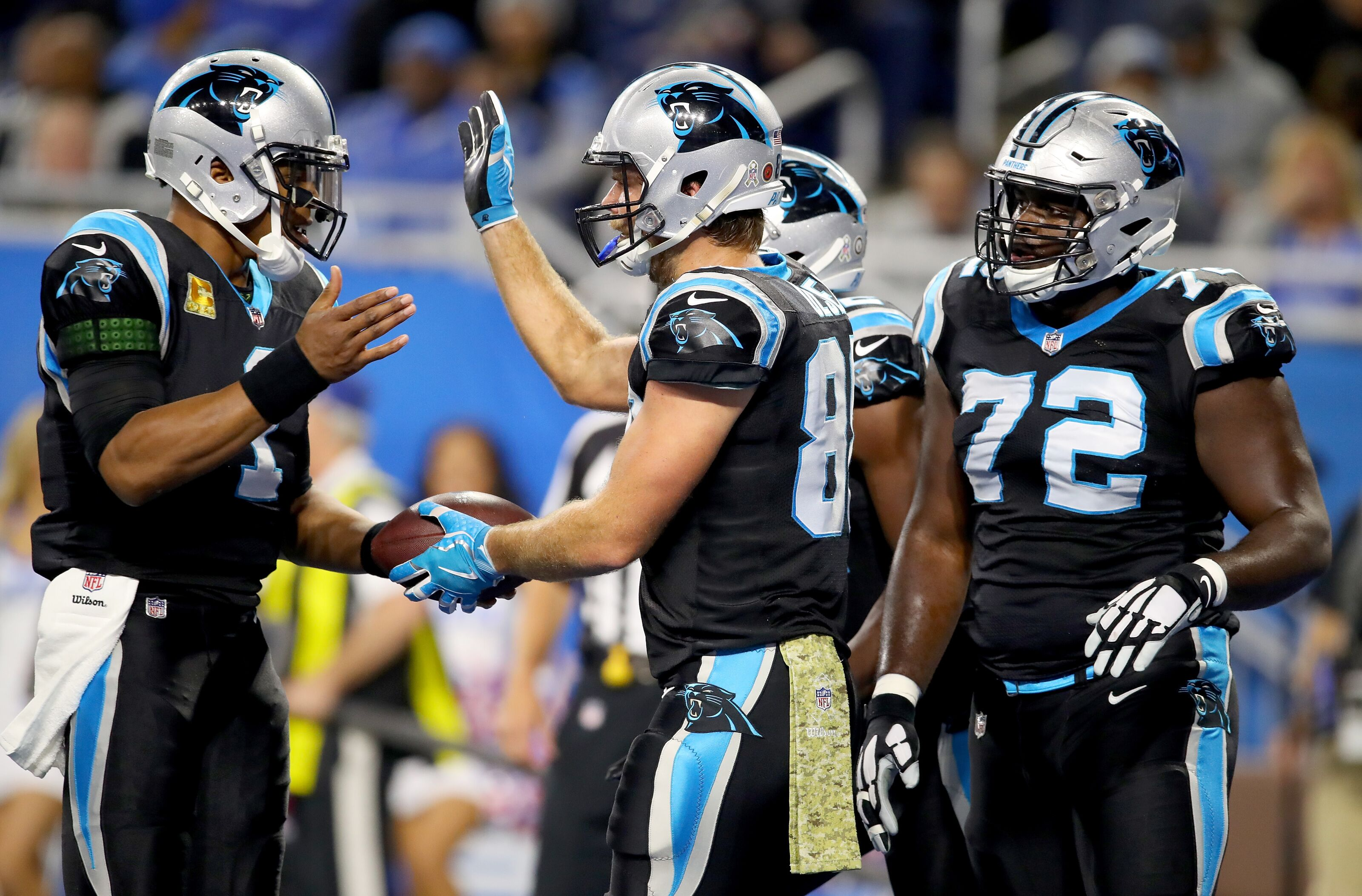 Carolina Panthers projected win total is solid entering 2019