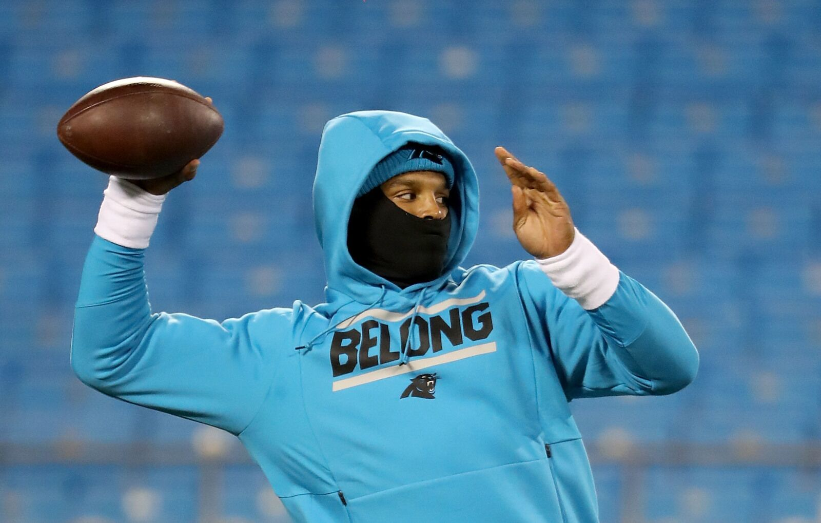 17fa935a3 Ron Rivera shares encouraging details about Cam Newton s recovery