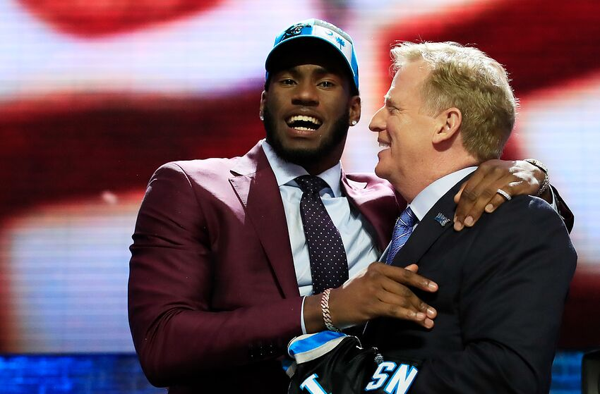 2c0d2302 Carolina Panthers: Brian Burns is already turning heads