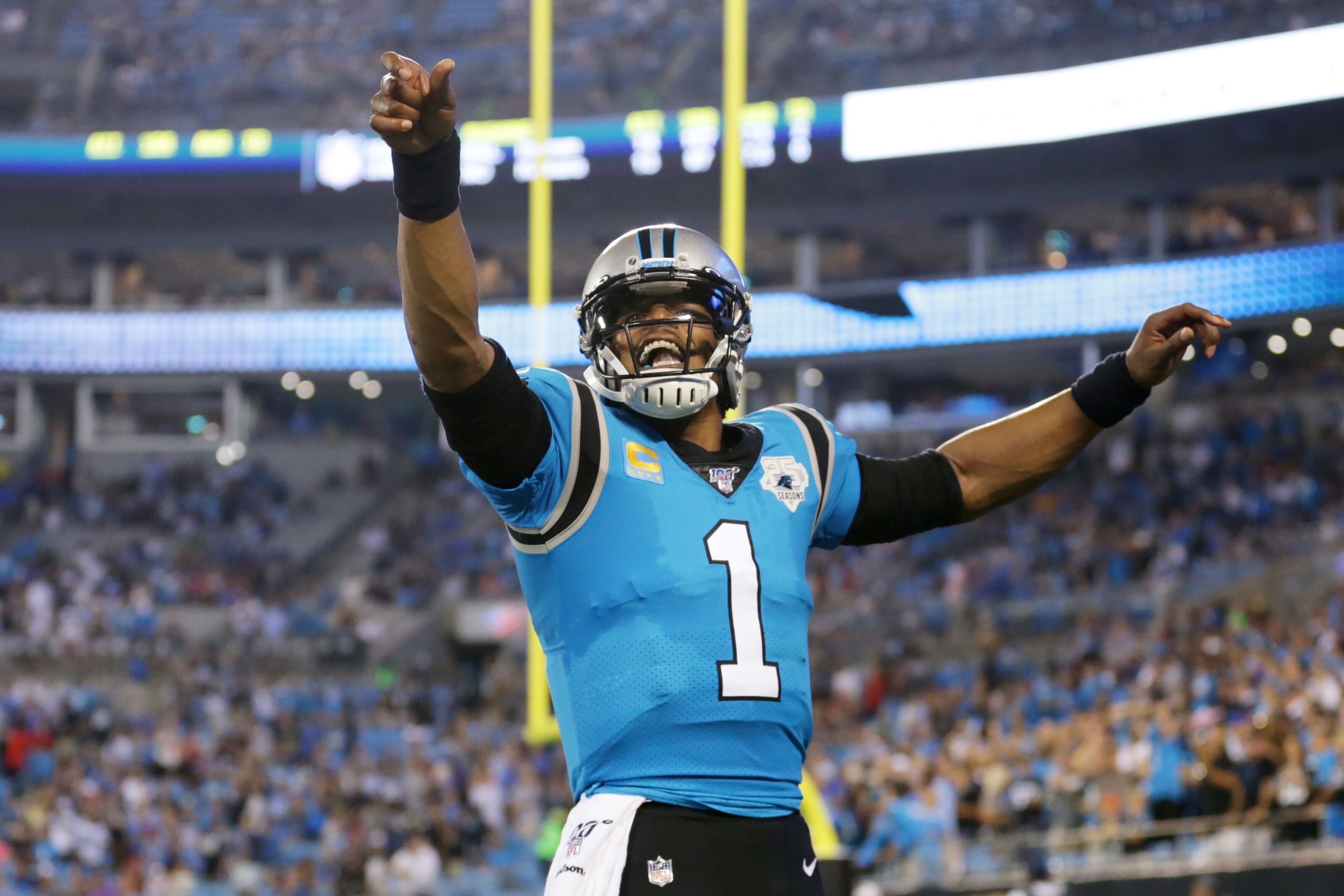 Carolina Panthers: Cam Newton or Kyle Allen? Here's the answer