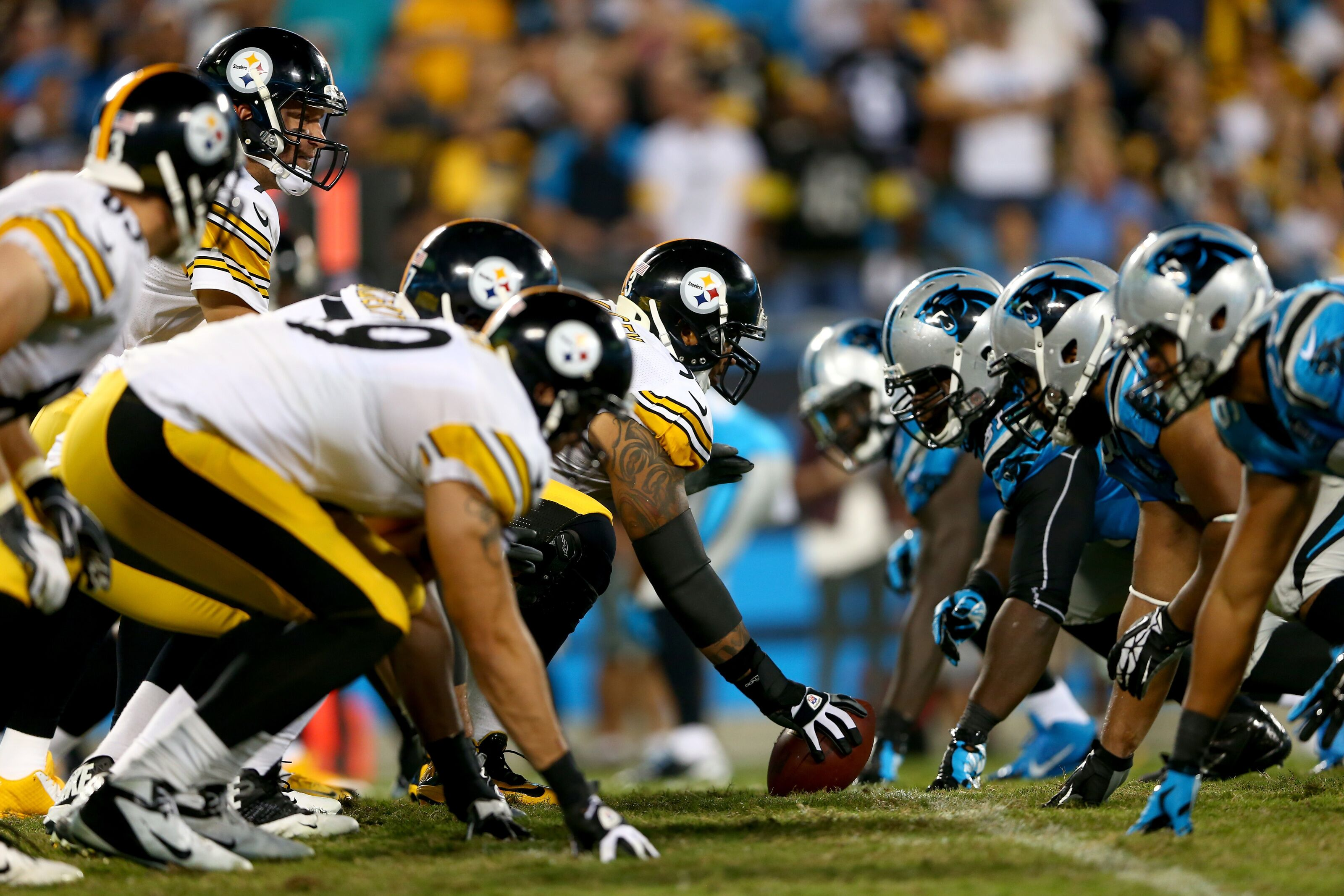 f12a7de4f Carolina Panthers at Pittsburgh Steelers Week 10 game information