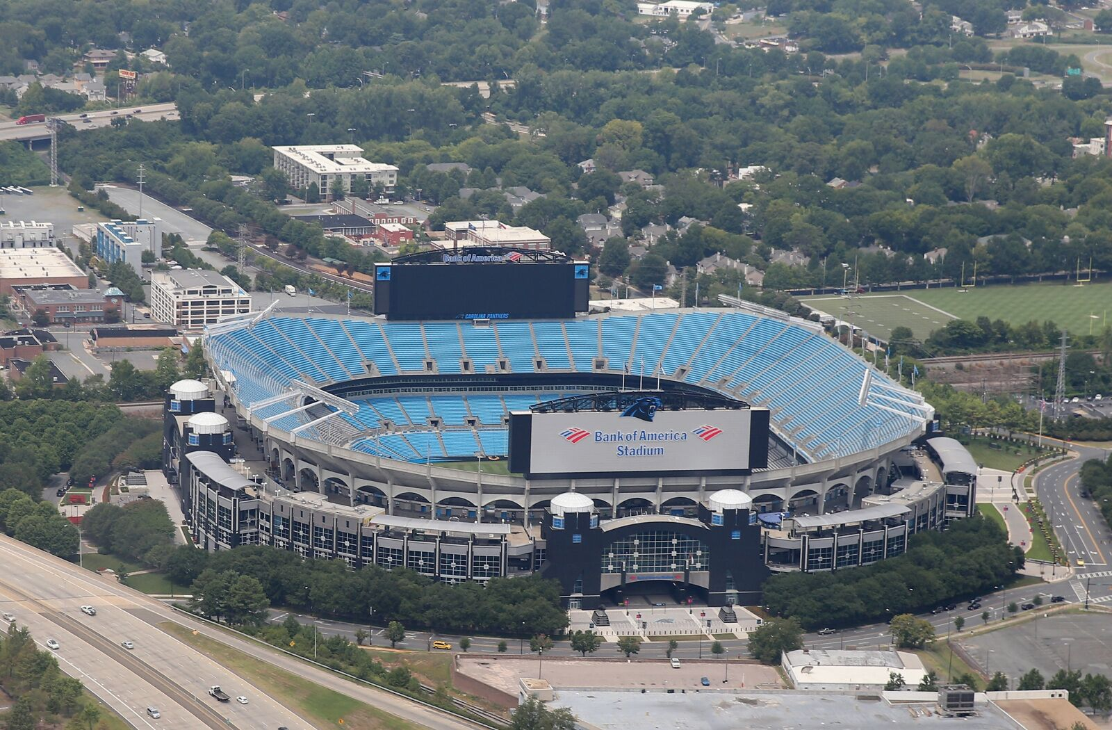 Carolina Panthers New Stadium Not Likely At Least Initially