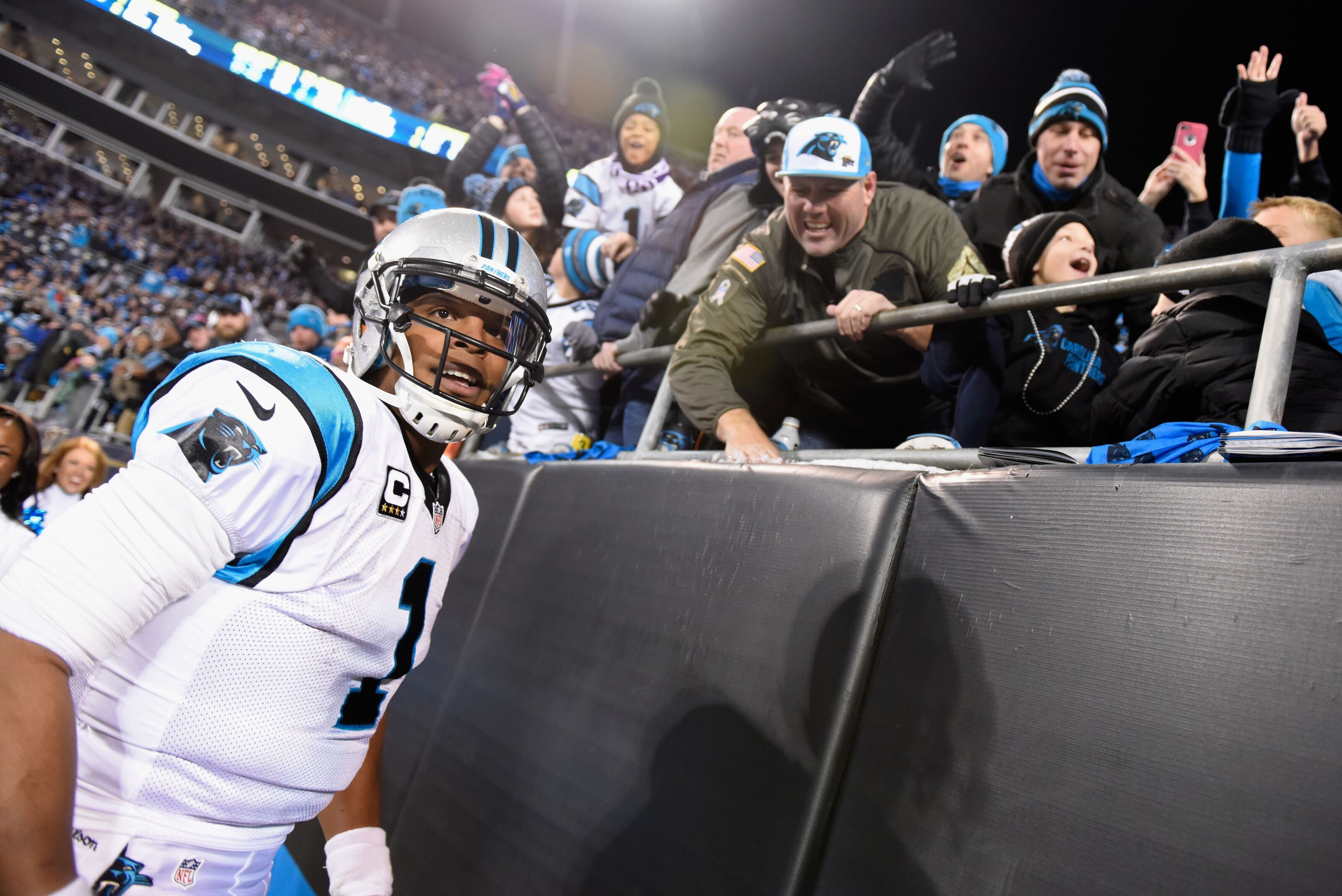 Carolina Panthers expected to play Cam Newton as fans hold their breath