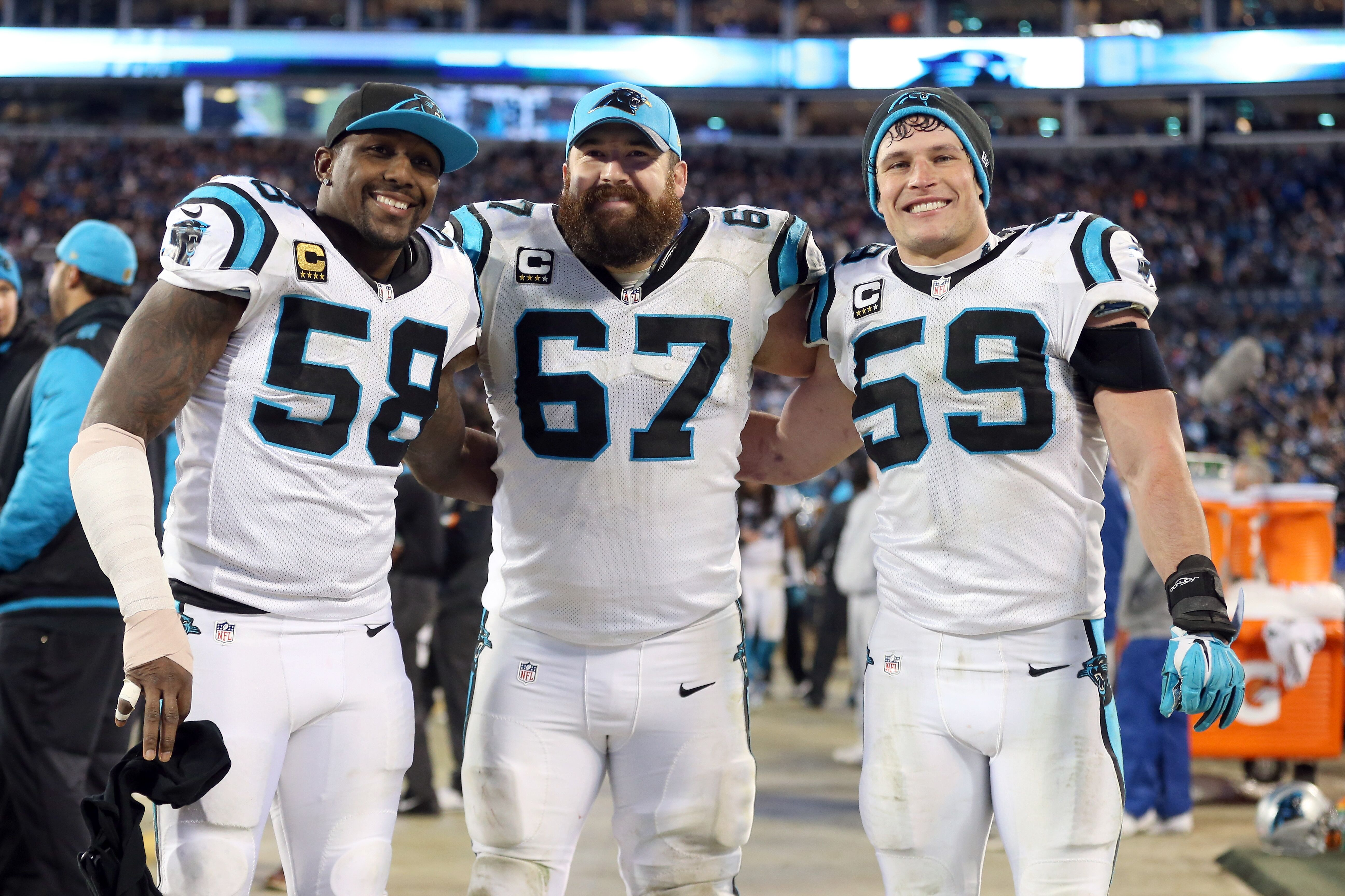 c49ee7bbabf0 Carolina Panthers  Is an aging roster cause for concern
