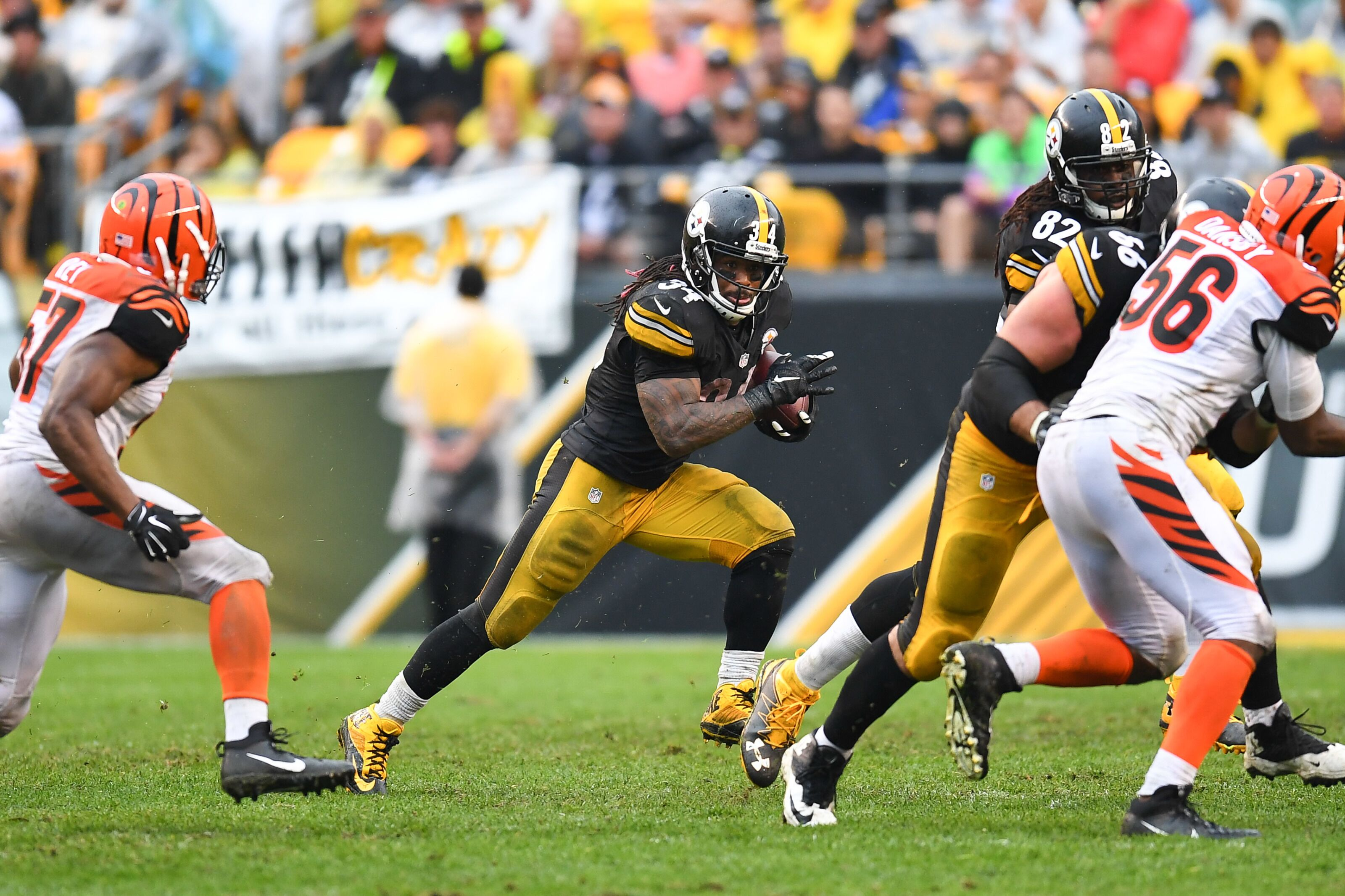 4a3b6bc80 Carolina Panthers: DeAngelo Williams takes unnecessary jabs at team