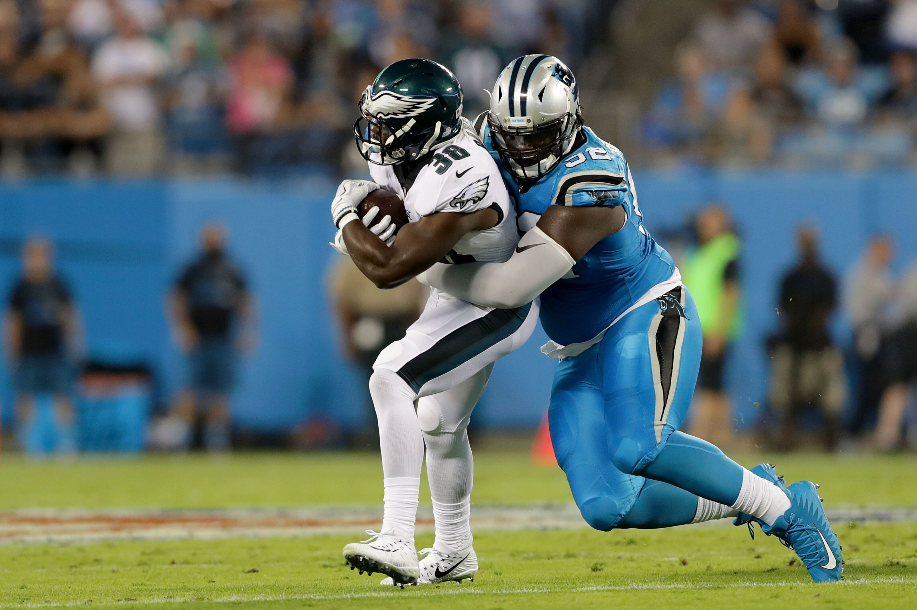 Carolina Panthers: Vernon Butler making the most of his opportunity
