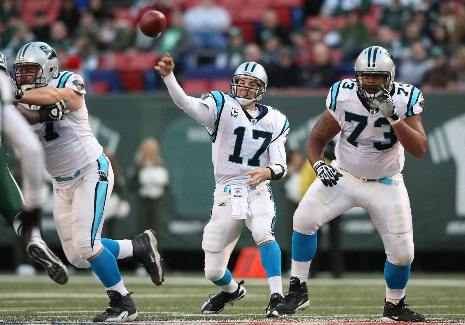 2003=2019? Why Allen and Delhomme are similar for Panthers
