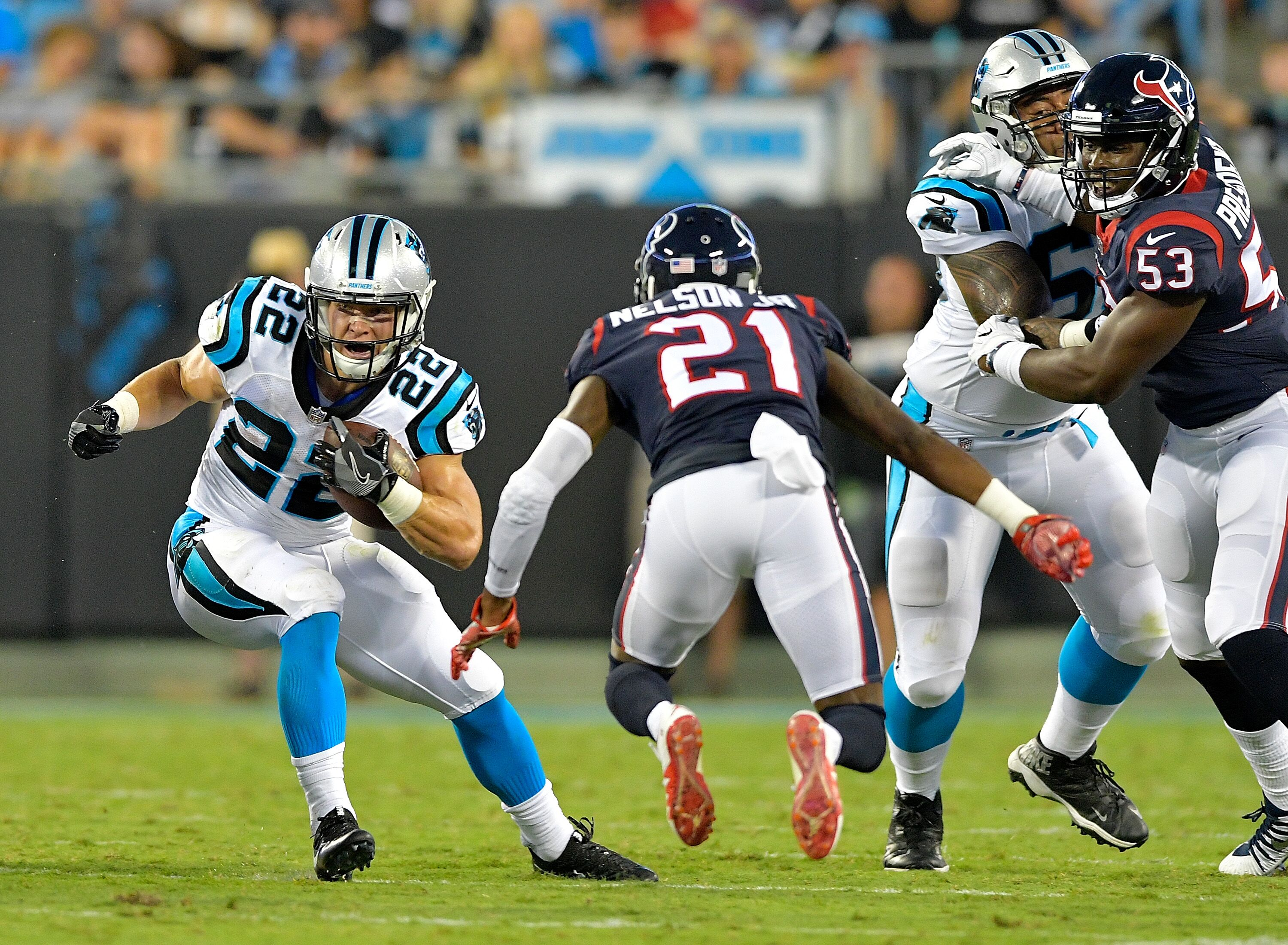 Carolina Panthers preseason preview: Tennessee Titans