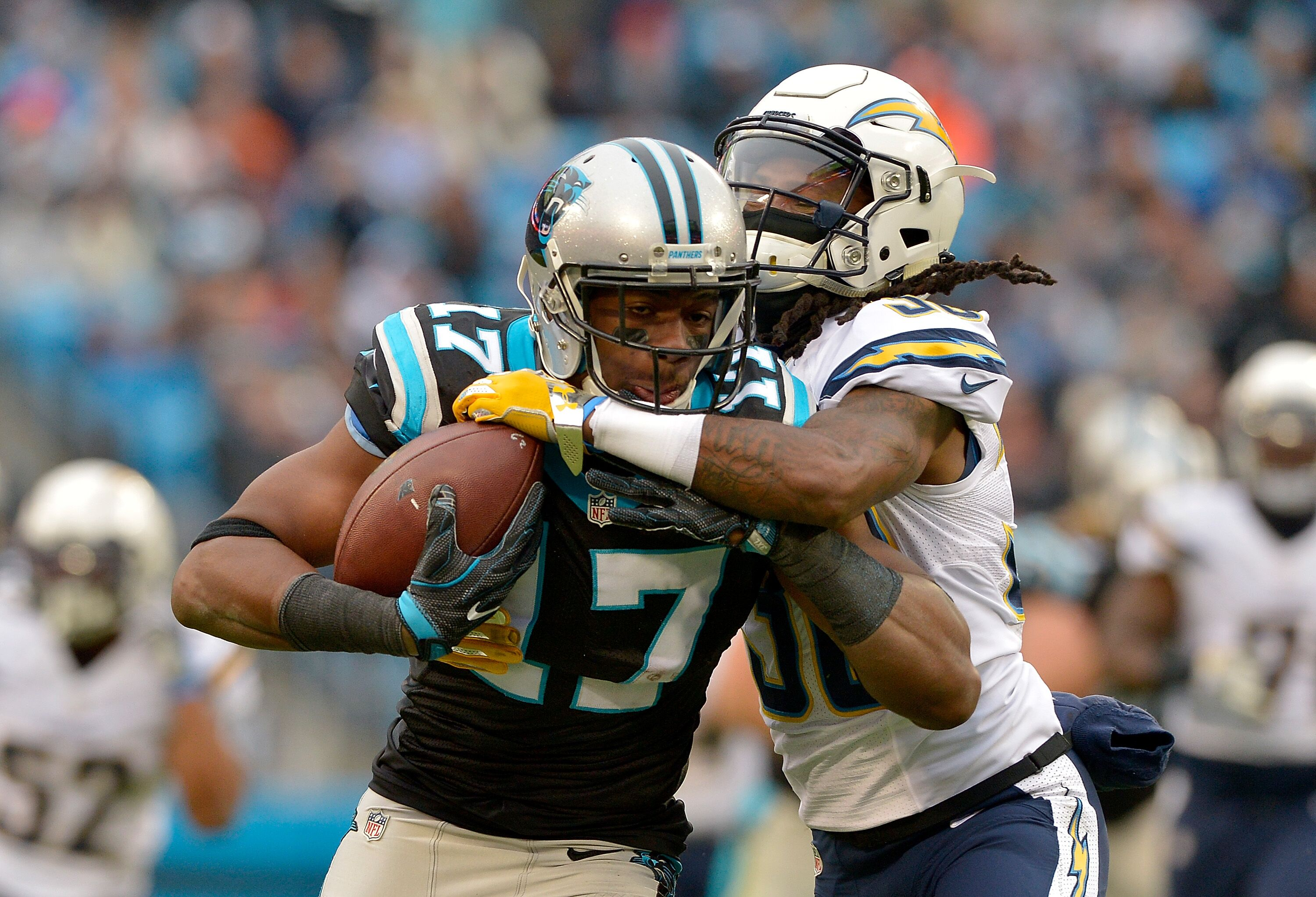 Carolina Panthers roster analysis: Devin Funchess, WR - Page 2
